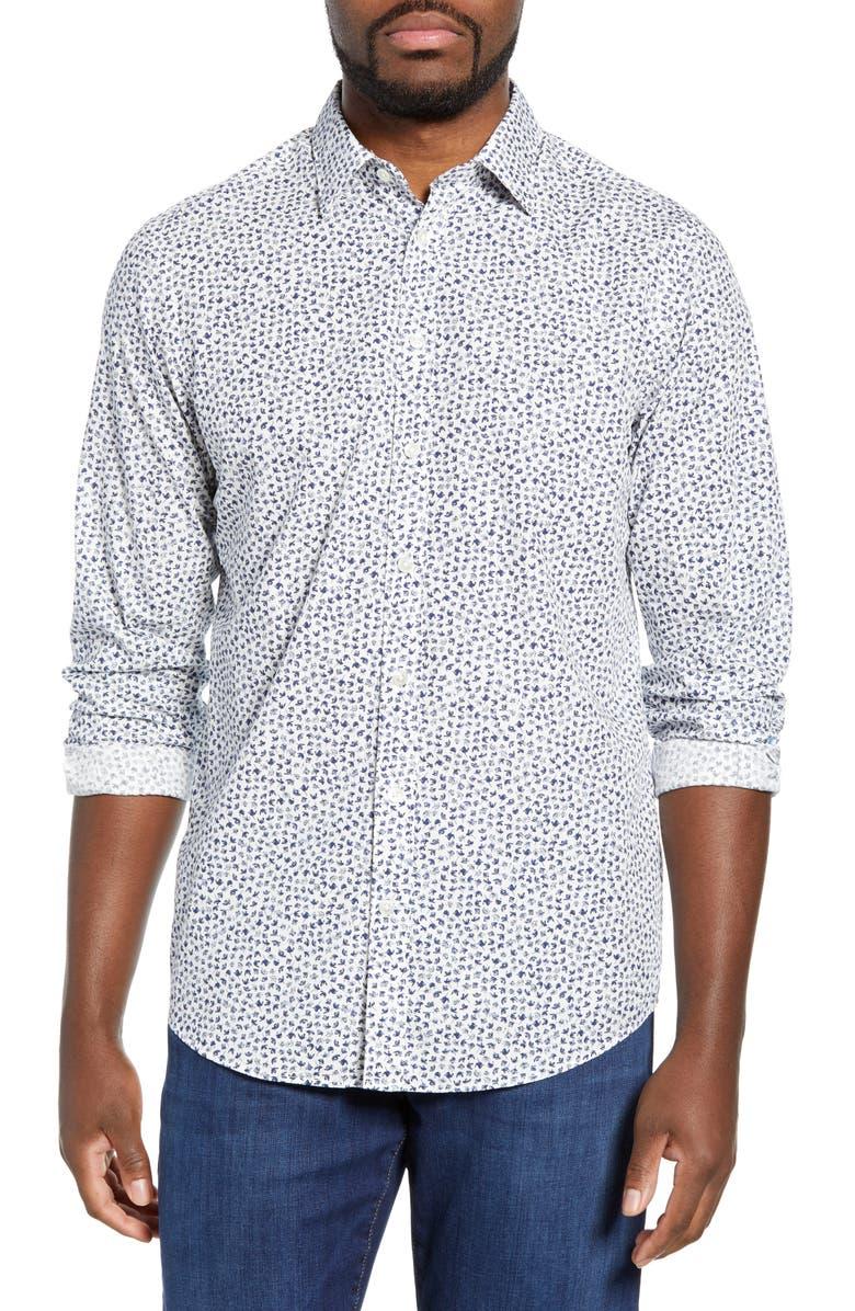Rodd & Gunn T-shirts VAUXHALL REGULAR FIT SPORT SHIRT