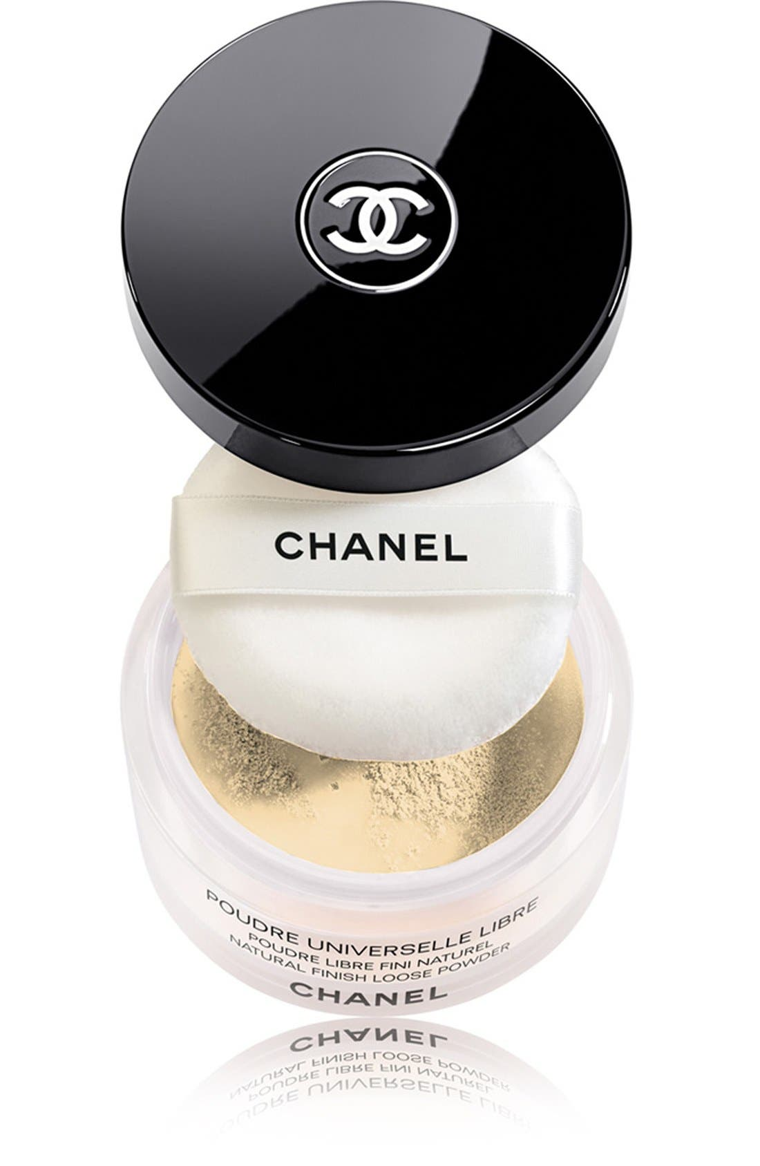 CHANEL, POUDRE UNIVERSELLE LIBRE<br />Natural Finish Loose Powder, Main thumbnail 1, color, 20 CLAIR