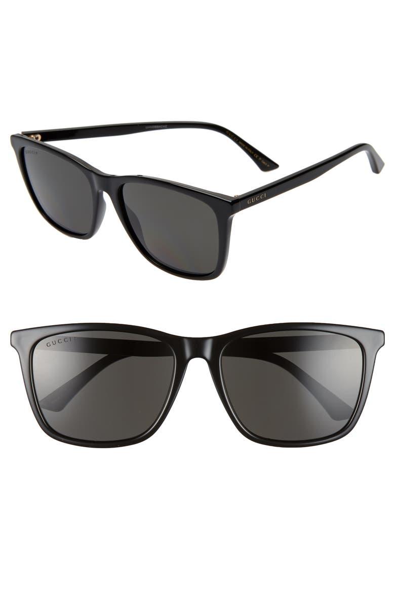 5e9884301e3 Gucci 58mm Polarized Sunglasses