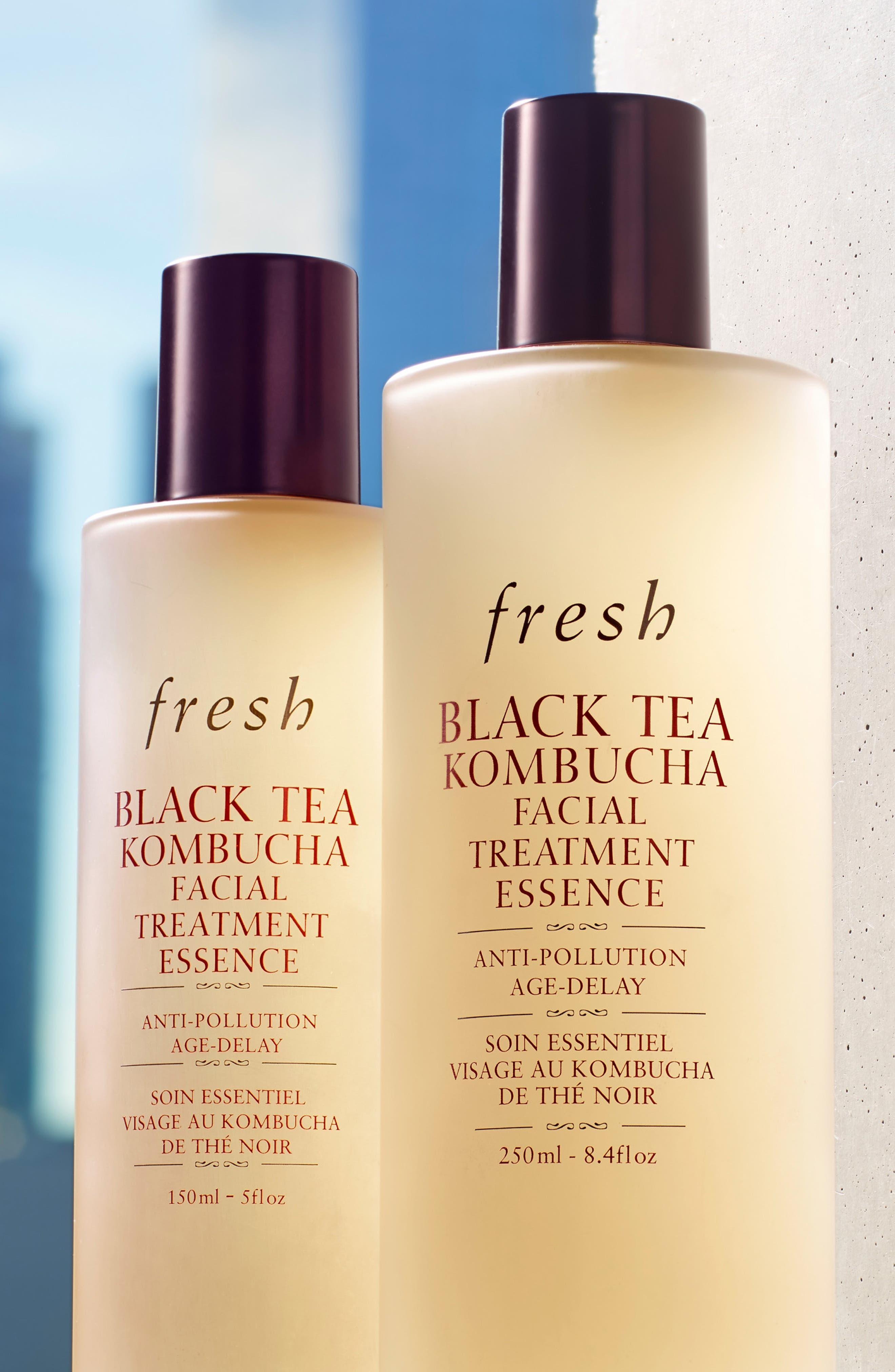 FRESH<SUP>®</SUP>, Black Tea Kombucha Facial Treatment Essence, Alternate thumbnail 8, color, NO COLOR