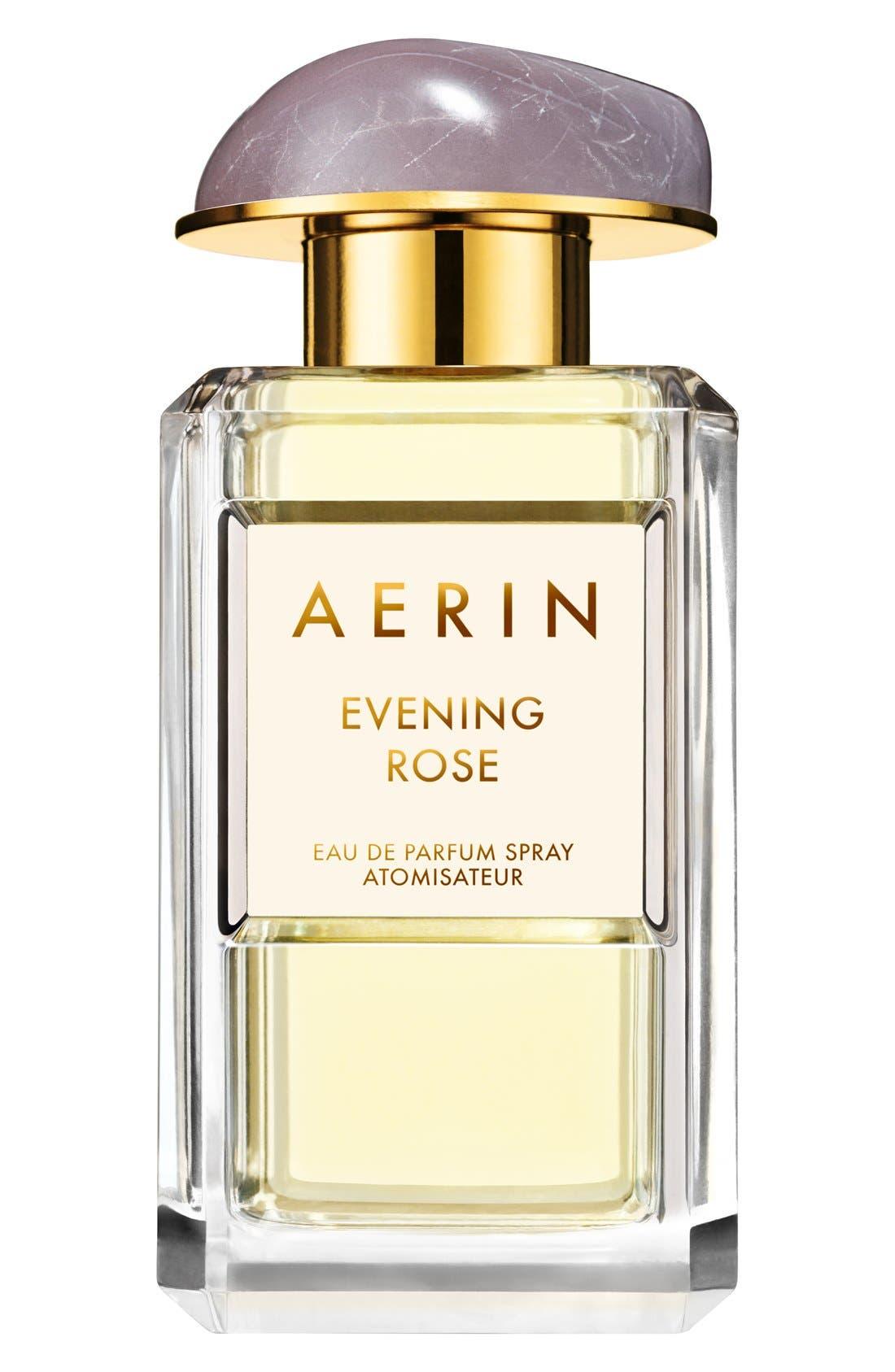 ESTÉE LAUDER, AERIN Beauty Evening Rose Eau de Parfum Spray, Main thumbnail 1, color, NO COLOR