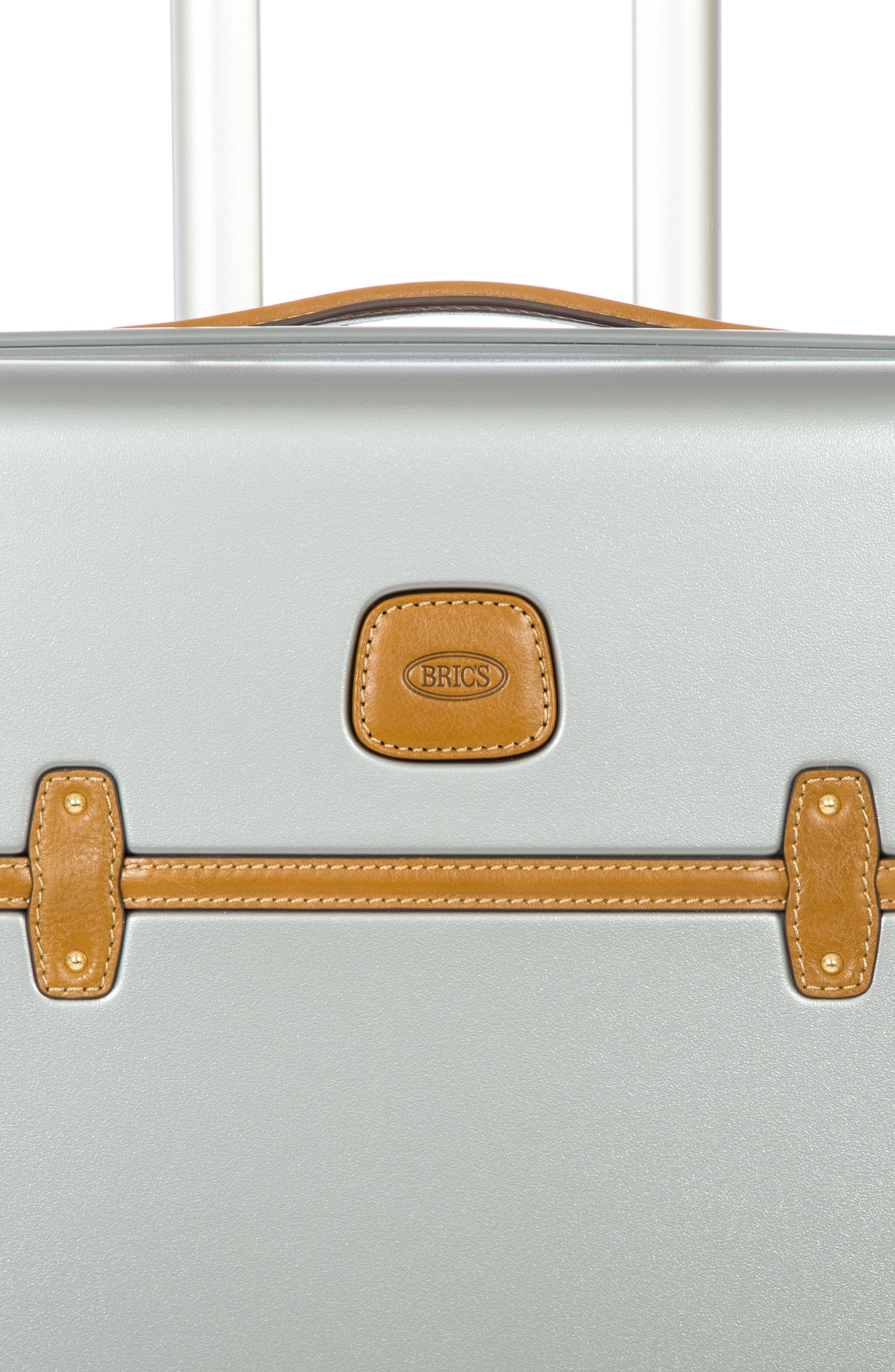 BRIC'S, Bellagio 2.0 21-Inch Rolling Carry-On, Alternate thumbnail 7, color, SILVER