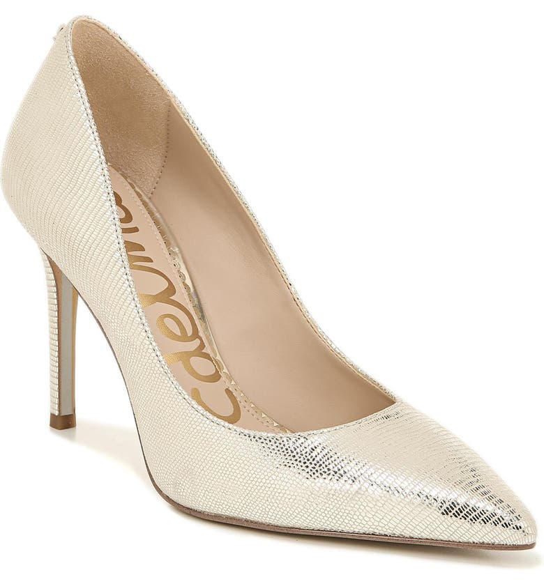d06696e47e8 Sam Edelman Hazel Pointy Toe Pump (Women)