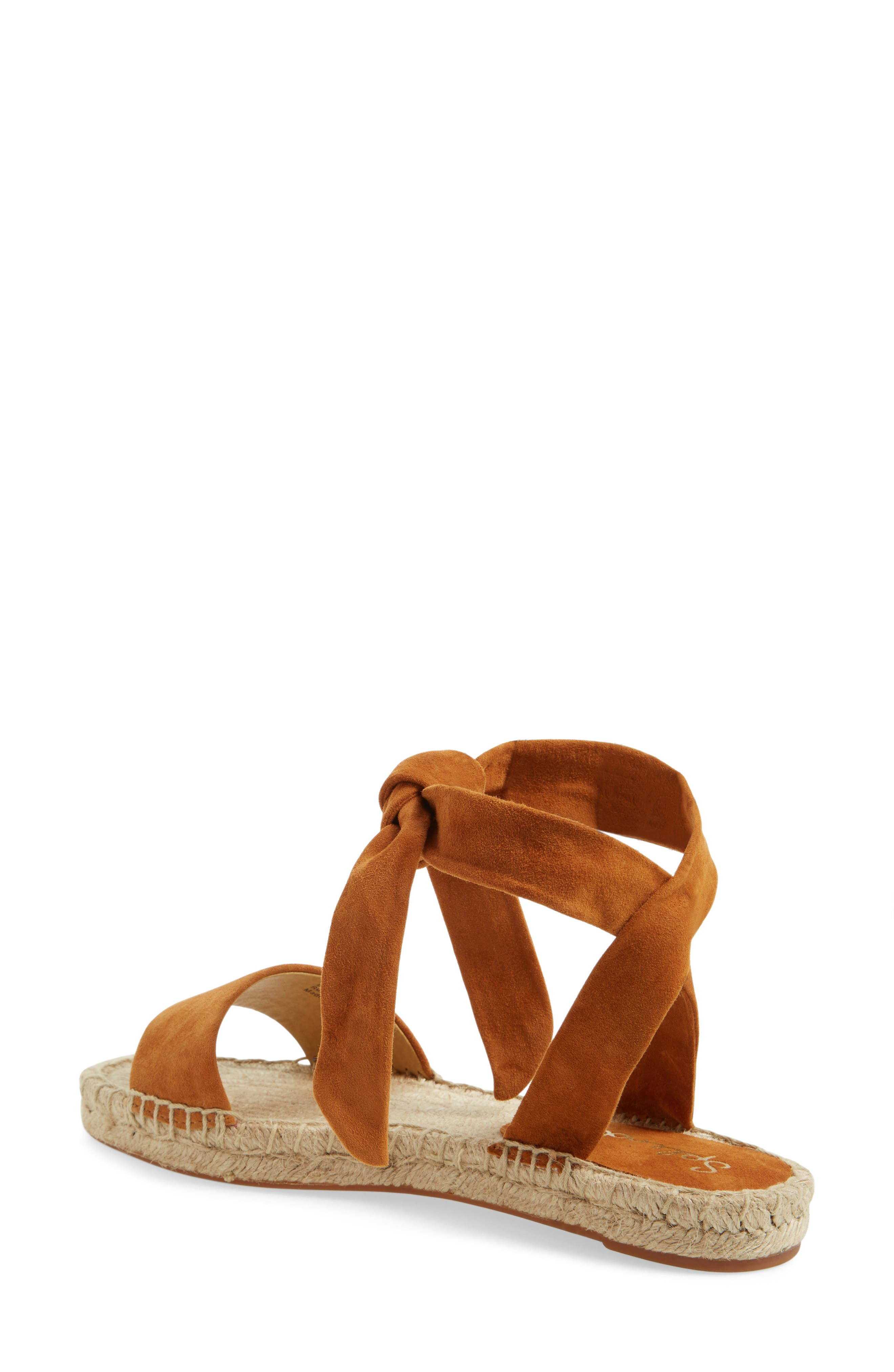SPLENDID, Jody Ankle Tie Espadrille, Alternate thumbnail 2, color, 211