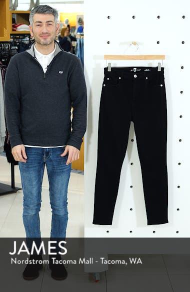 Aubrey Super High Waist Ankle Skinny Jeans, sales video thumbnail