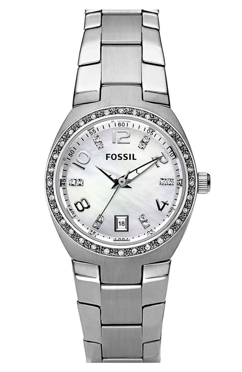 Fossil Lingerie CRYSTAL DIAL WATCH, 28MM