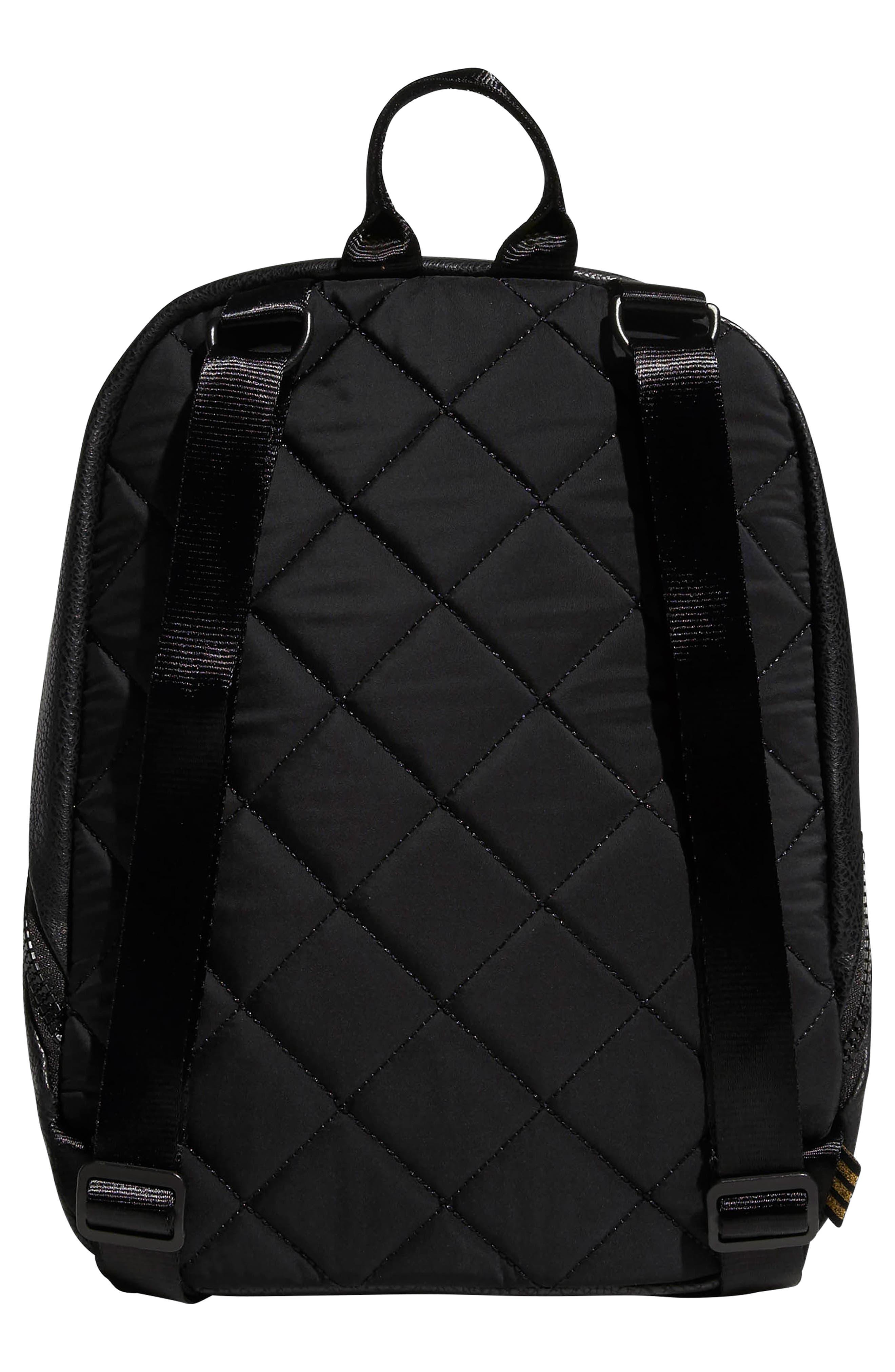 ADIDAS ORIGINALS, National Compact Backpack, Alternate thumbnail 2, color, 001