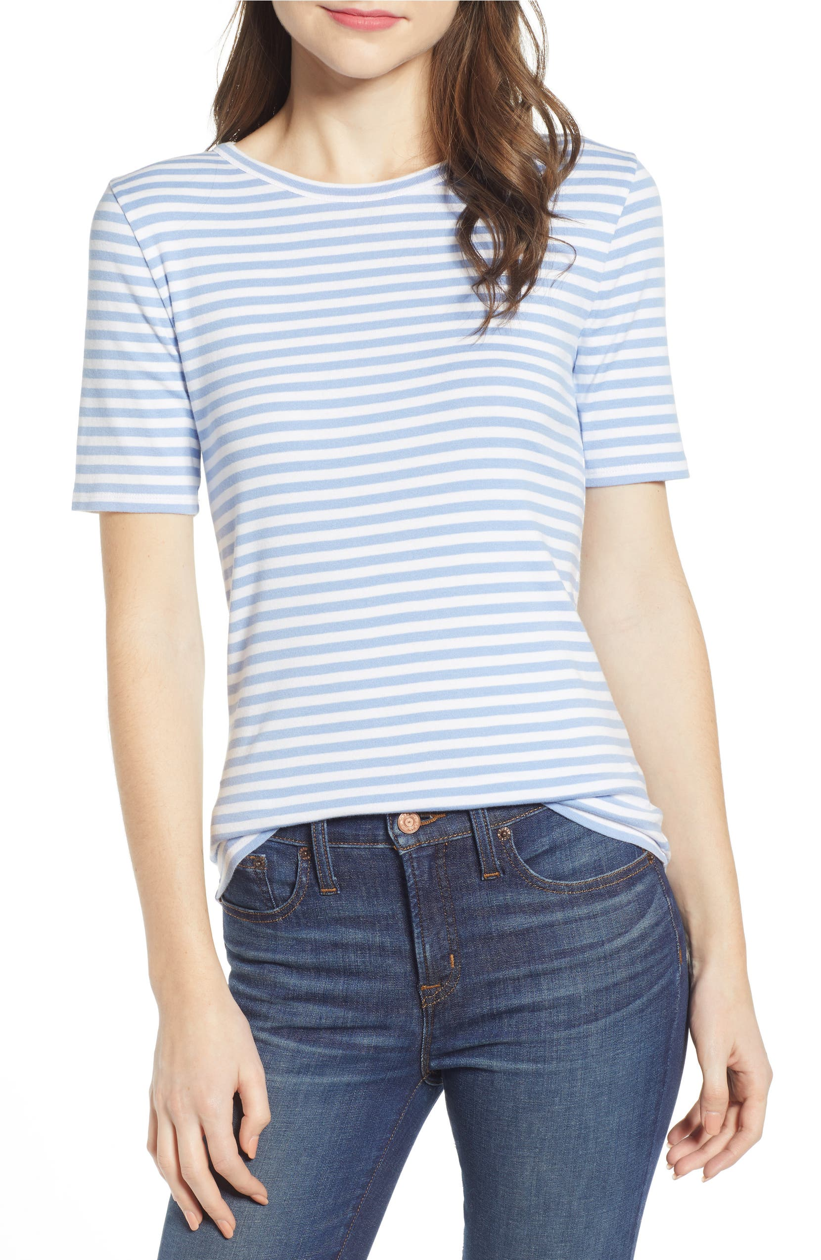 fc61c64ef78a J.Crew New Perfect Fit Tee | Nordstrom
