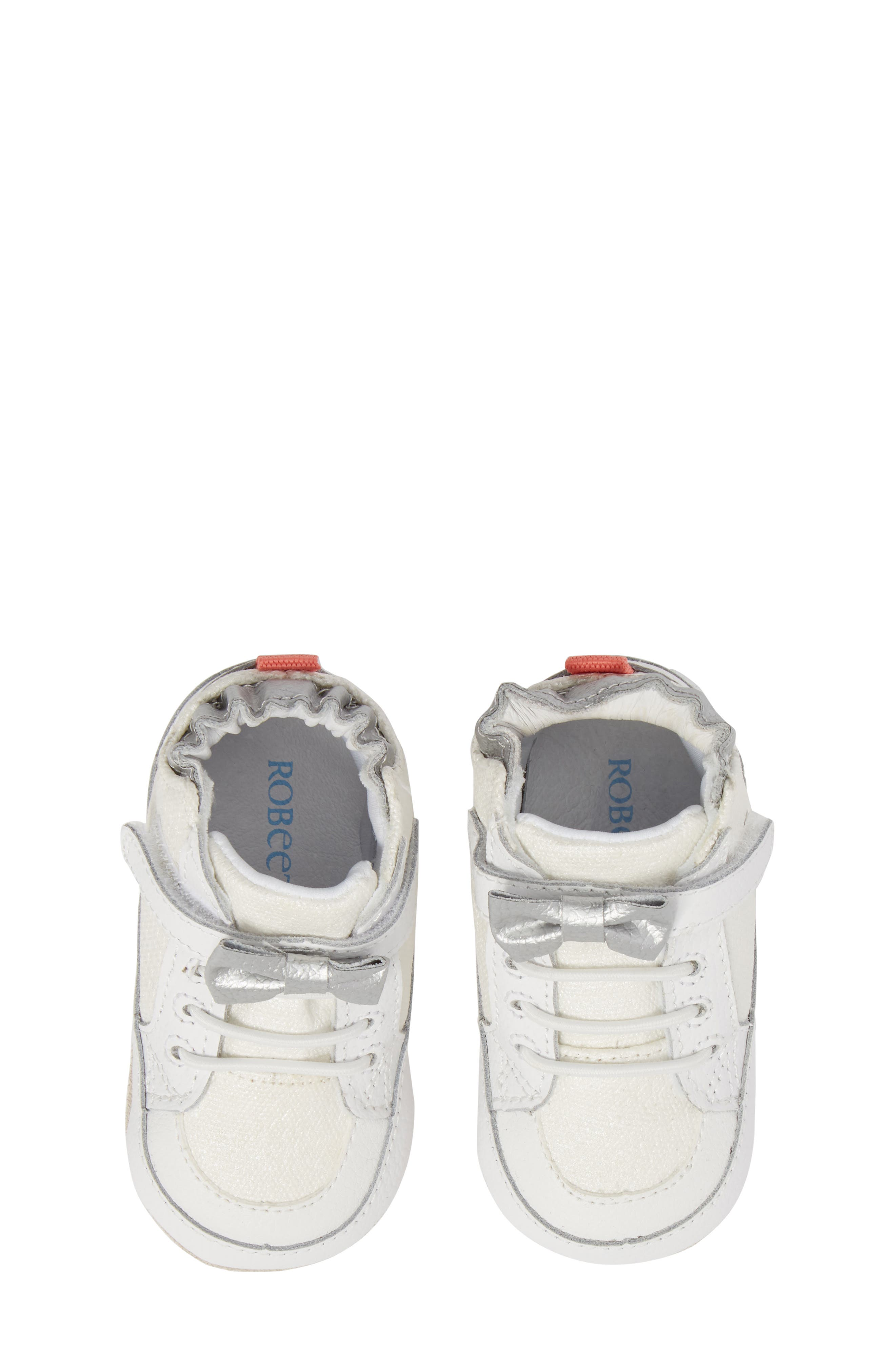 ROBEEZ<SUP>®</SUP>, Skipping Stella Sneaker, Alternate thumbnail 5, color, 100