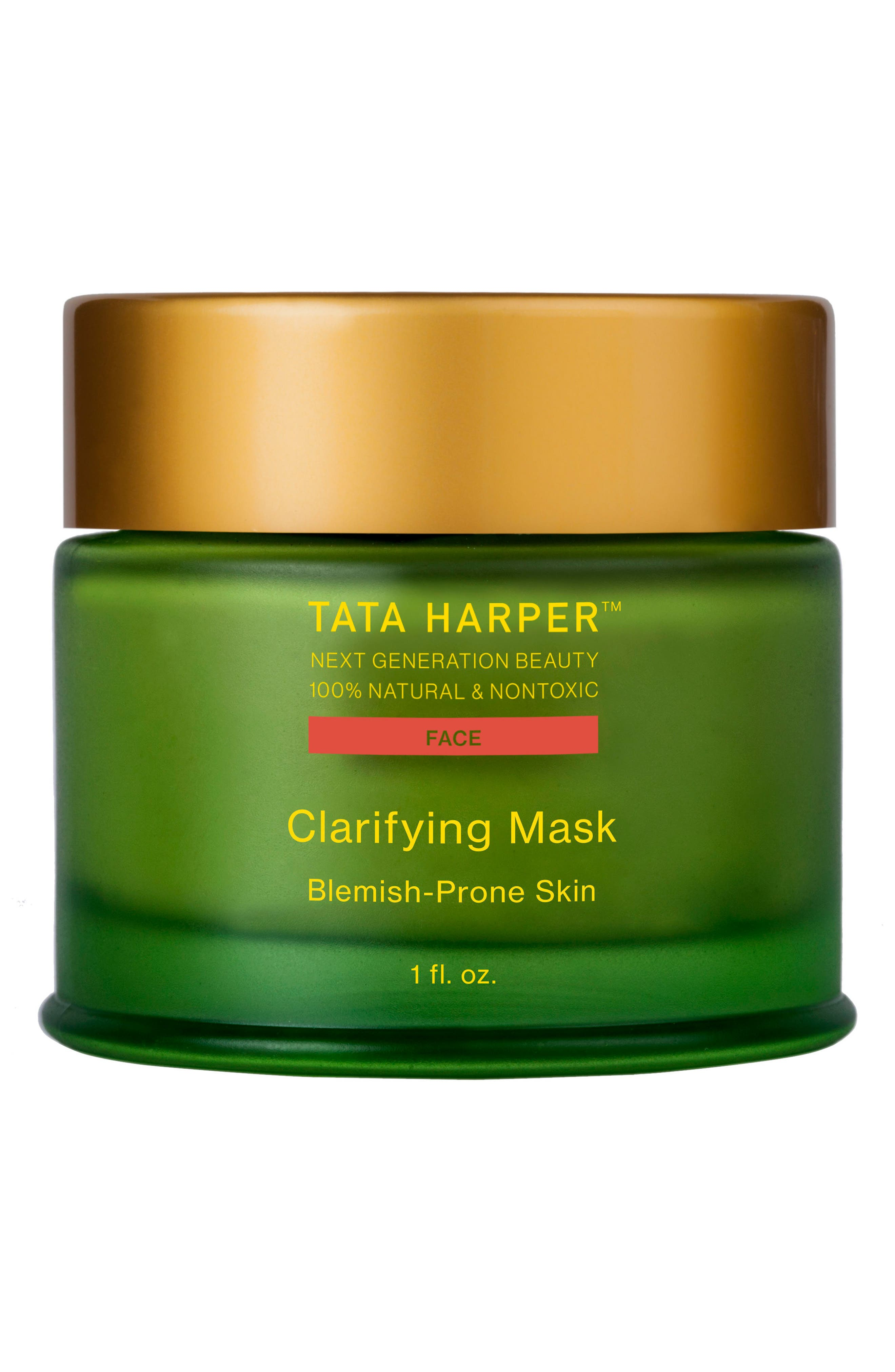 TATA HARPER SKINCARE, Clarifying Mask, Main thumbnail 1, color, NO COLOR