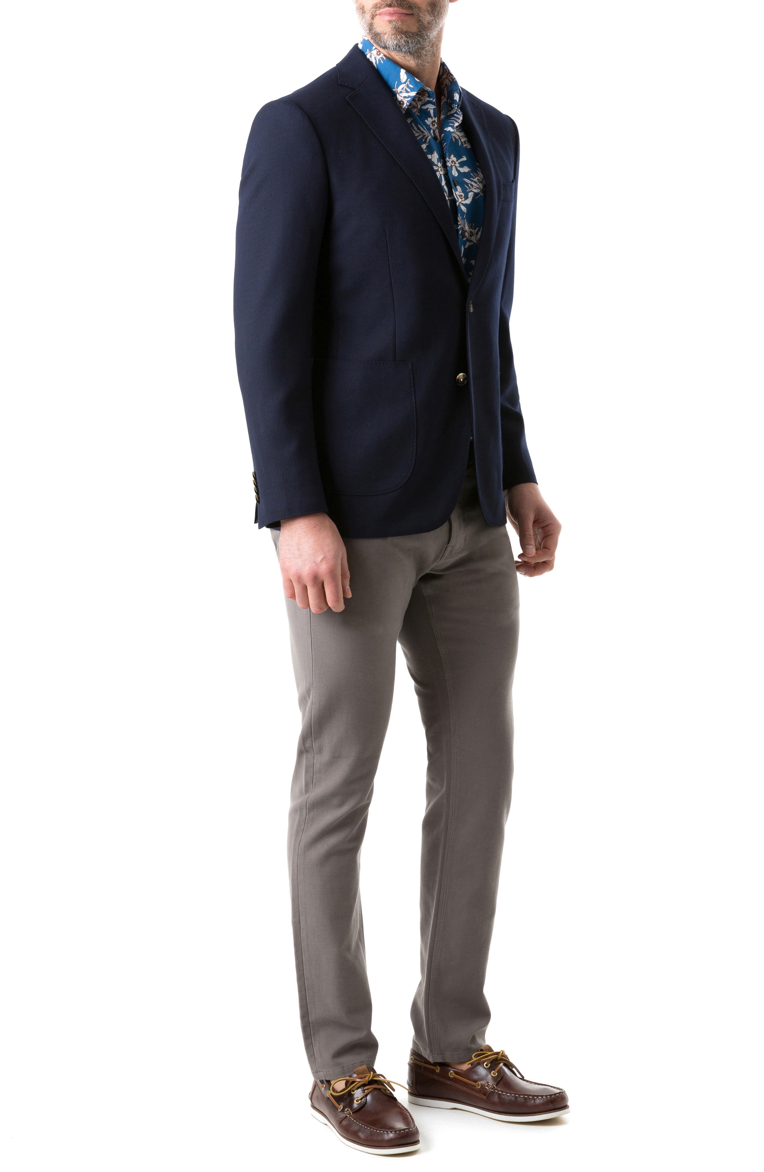 RODD & GUNN, Cotswold Regular Fit Wool Sport Coat, Alternate thumbnail 5, color, 412