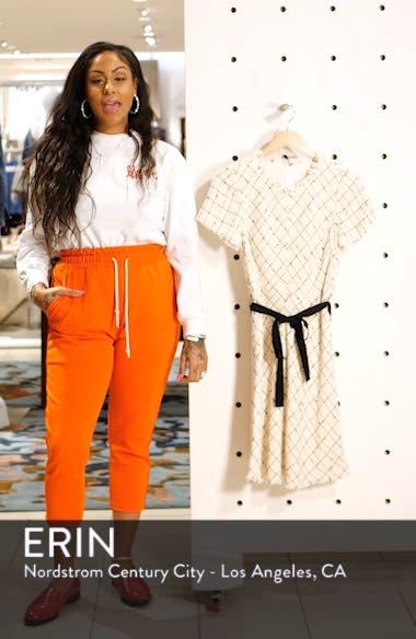 Plaid Tweed Dress, sales video thumbnail