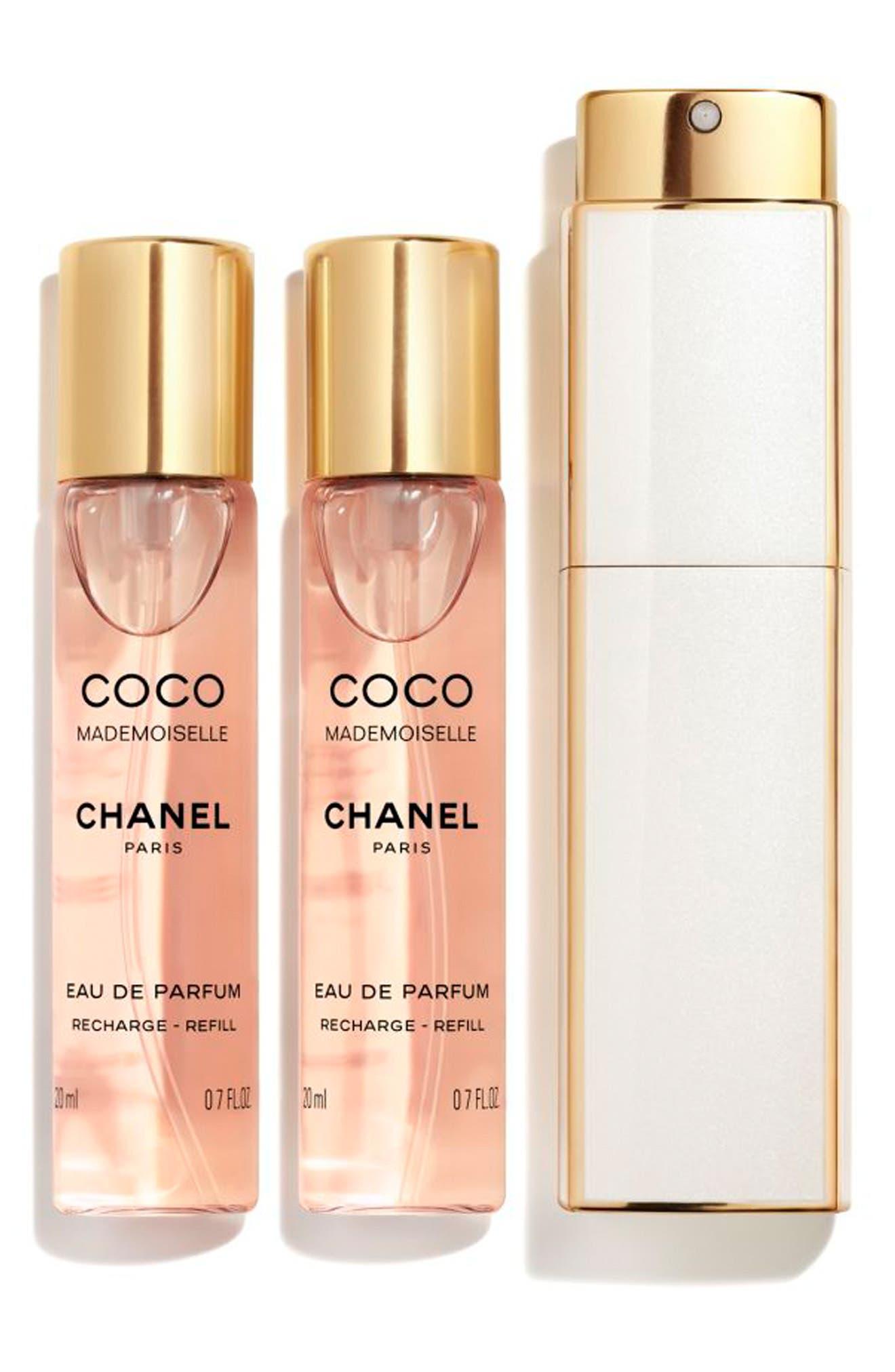 CHANEL COCO MADEMOISELLE<br />Eau de Parfum Twist & Spray, Main, color, NO COLOR