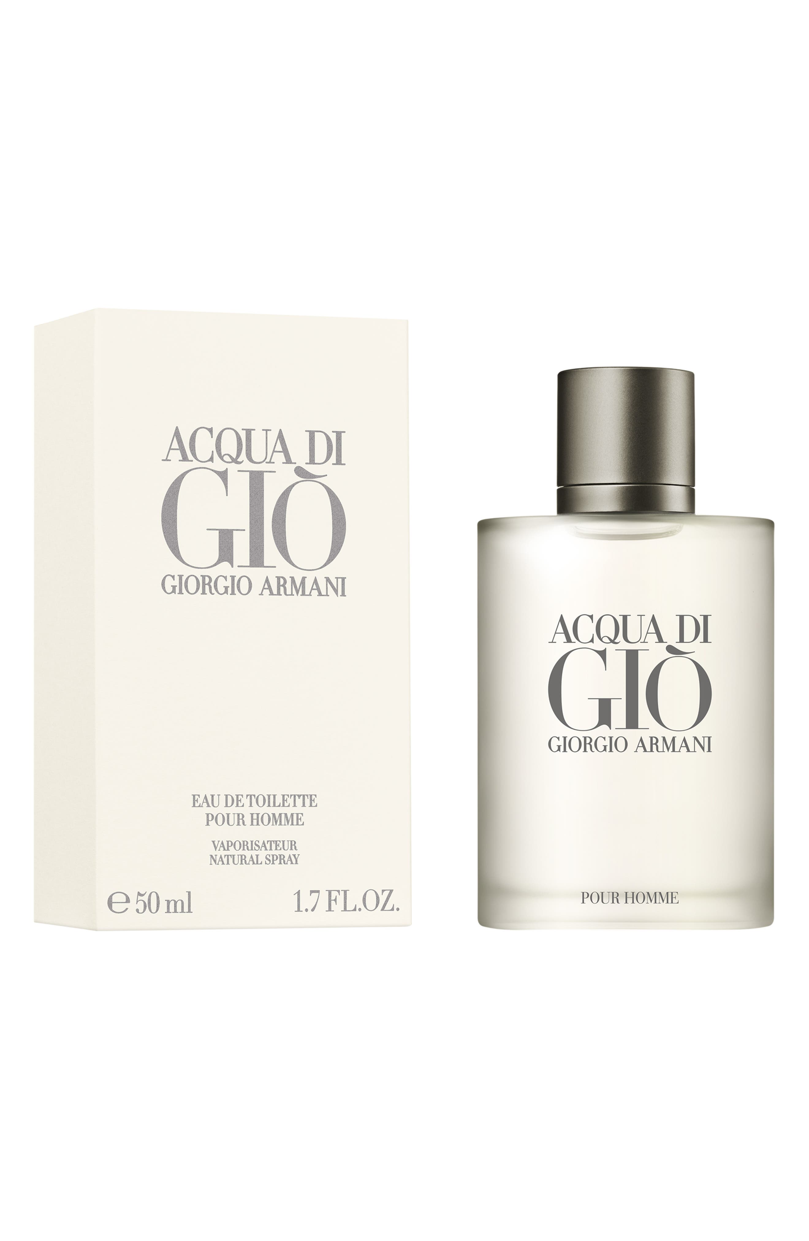 GIORGIO ARMANI, Acqua di Giò pour Homme Eau de Toilette, Alternate thumbnail 2, color, NO COLOR