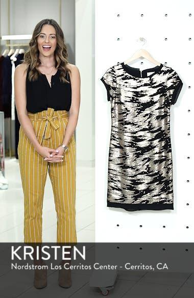 Sequin Sheath Dress, sales video thumbnail