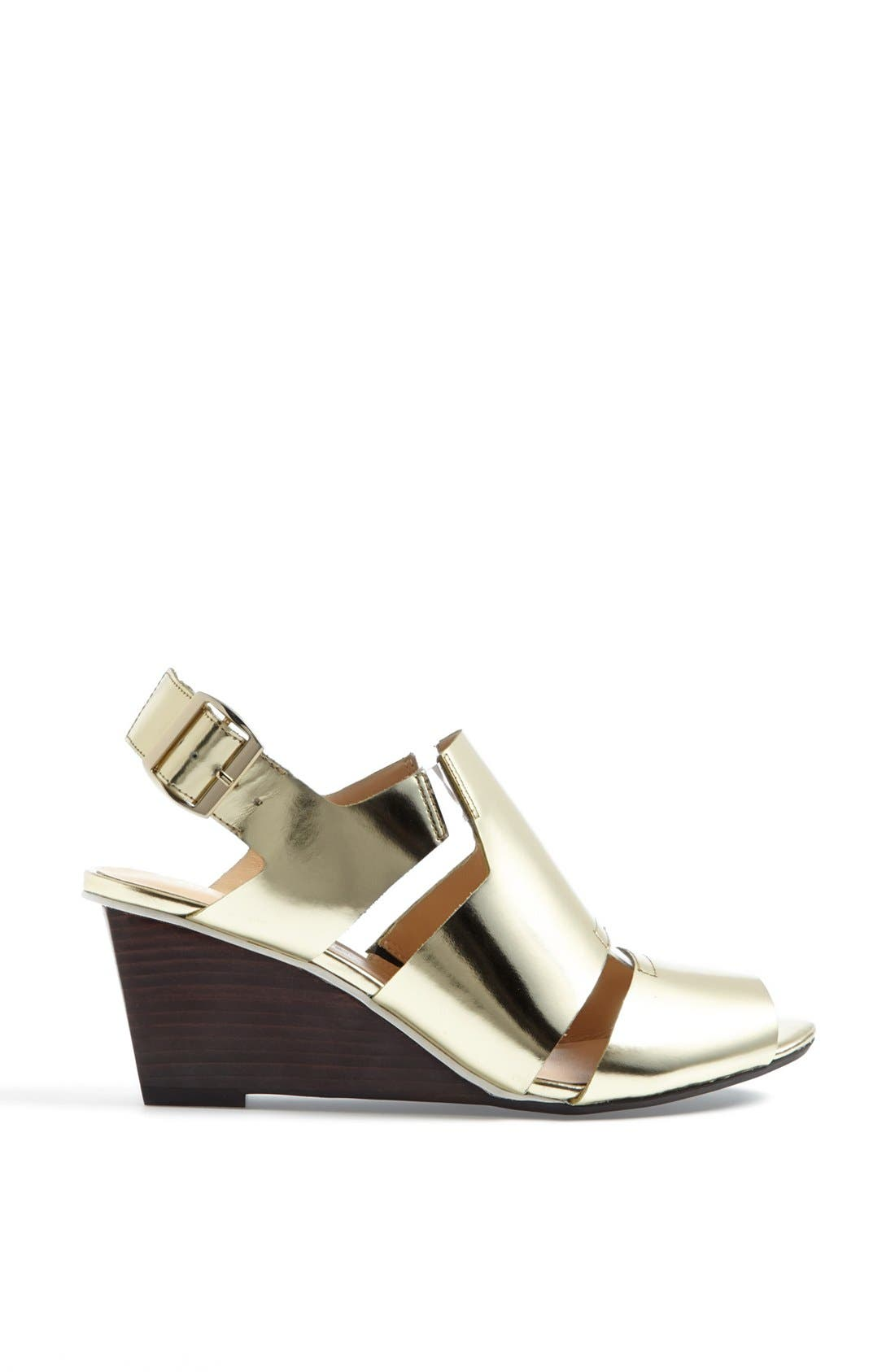 UNITED NUDE COLLECTION, 'Kim' Sandal, Alternate thumbnail 3, color, 710