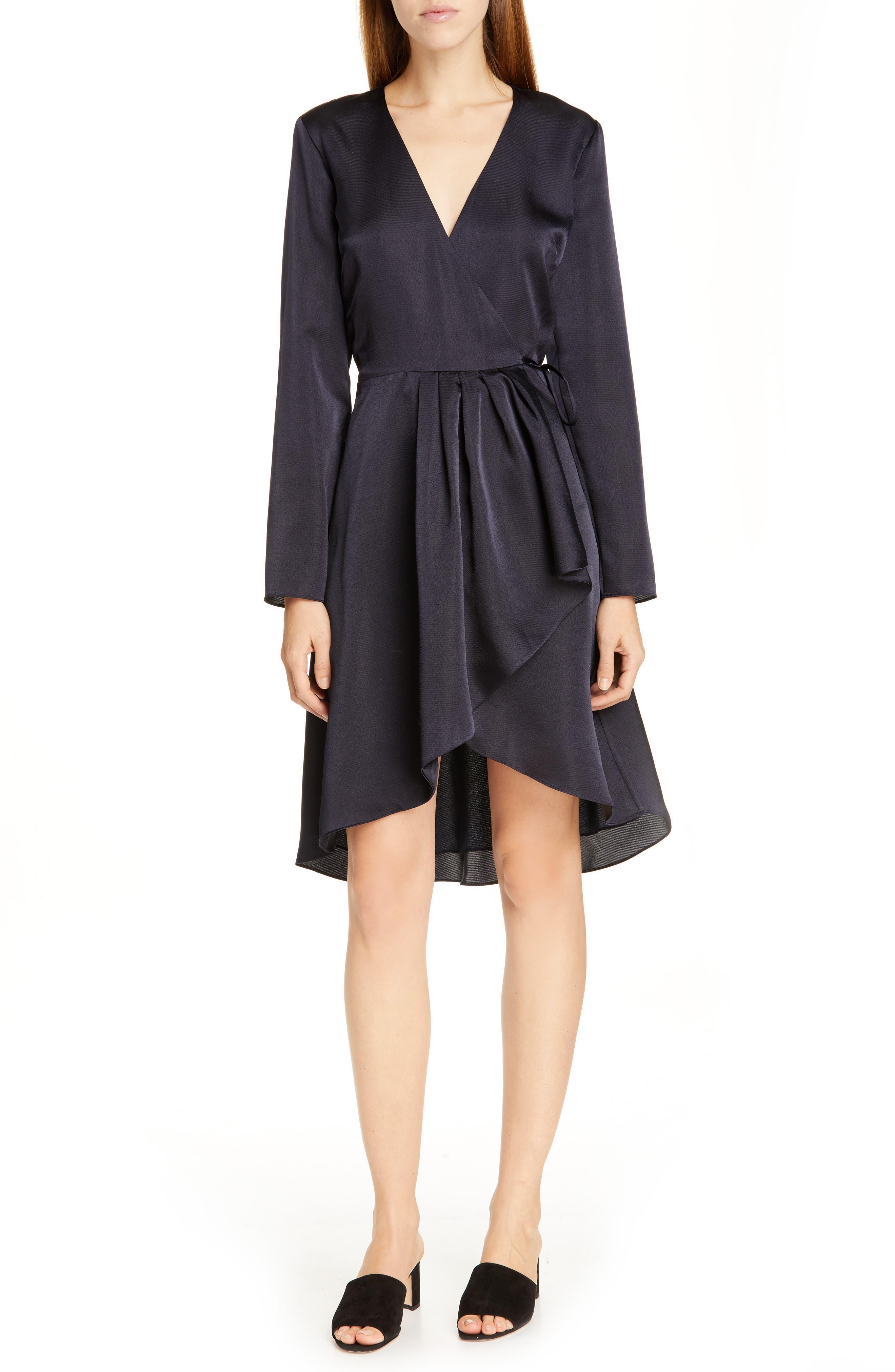 Joie Miltona B High/low Dress, Blue