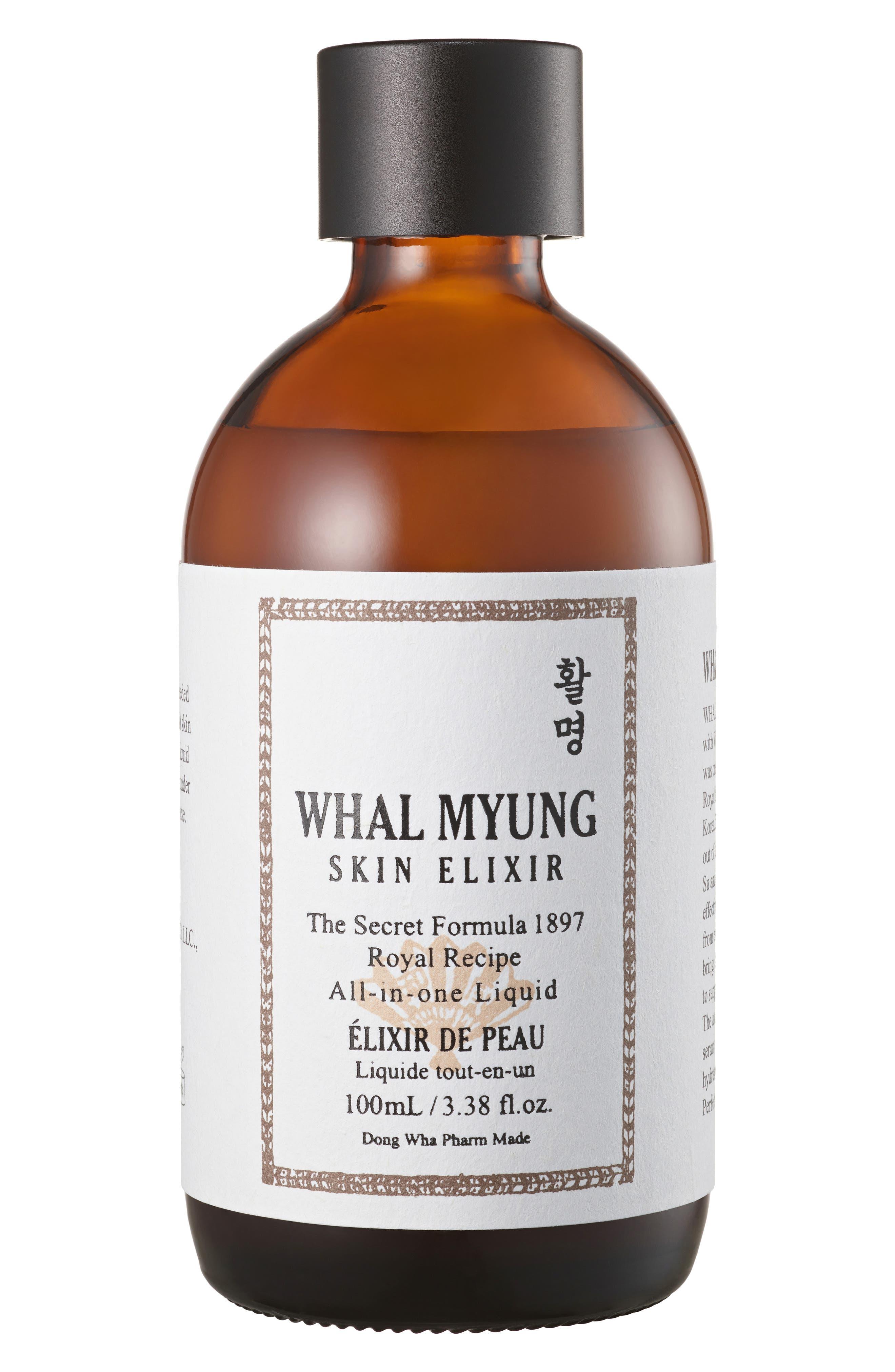 WHAL MYUNG Skin Elixir, Main, color, NO COLOR