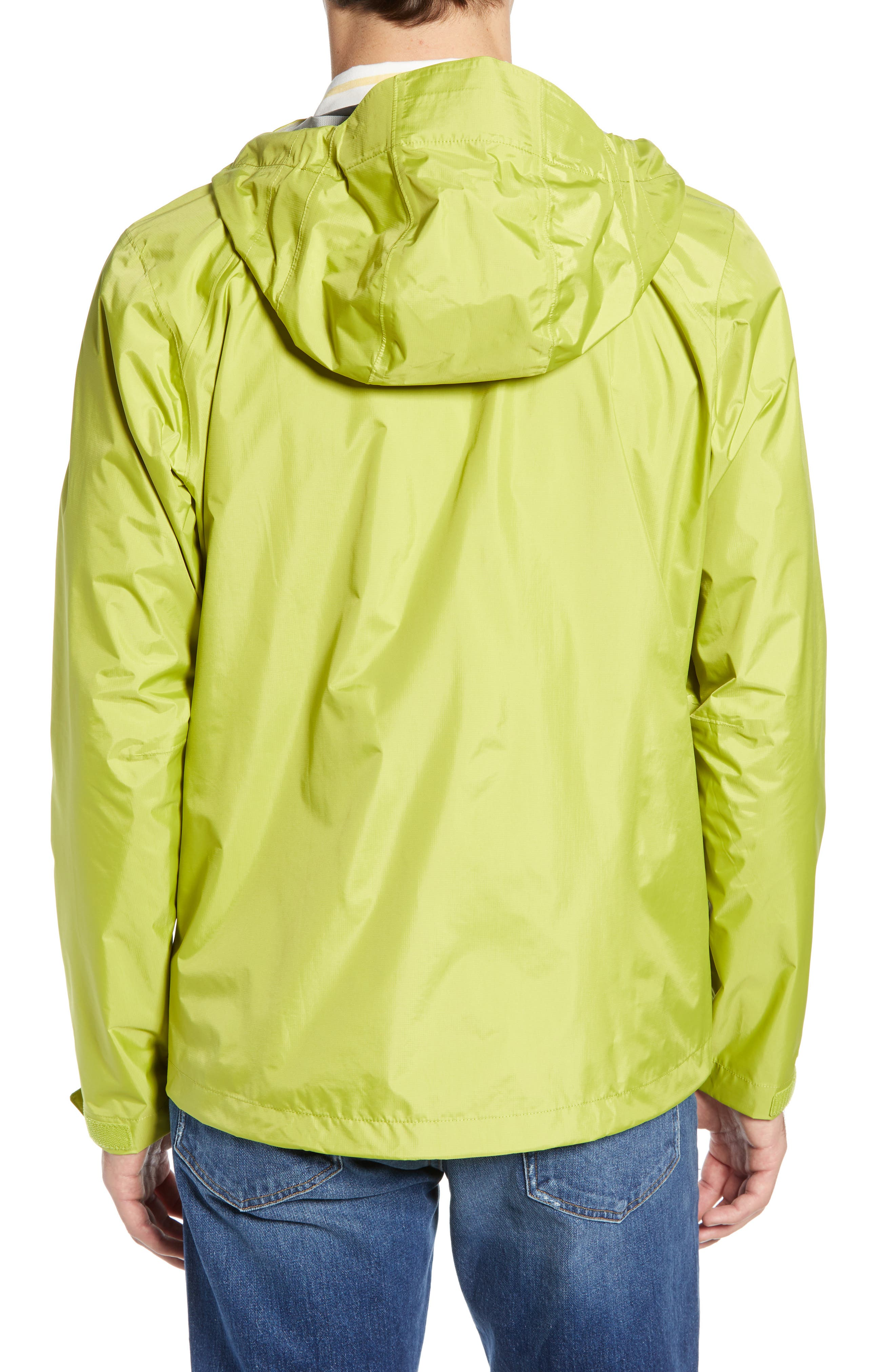 PATAGONIA, Torrentshell Packable Rain Jacket, Alternate thumbnail 2, color, FOLIOS GREEN