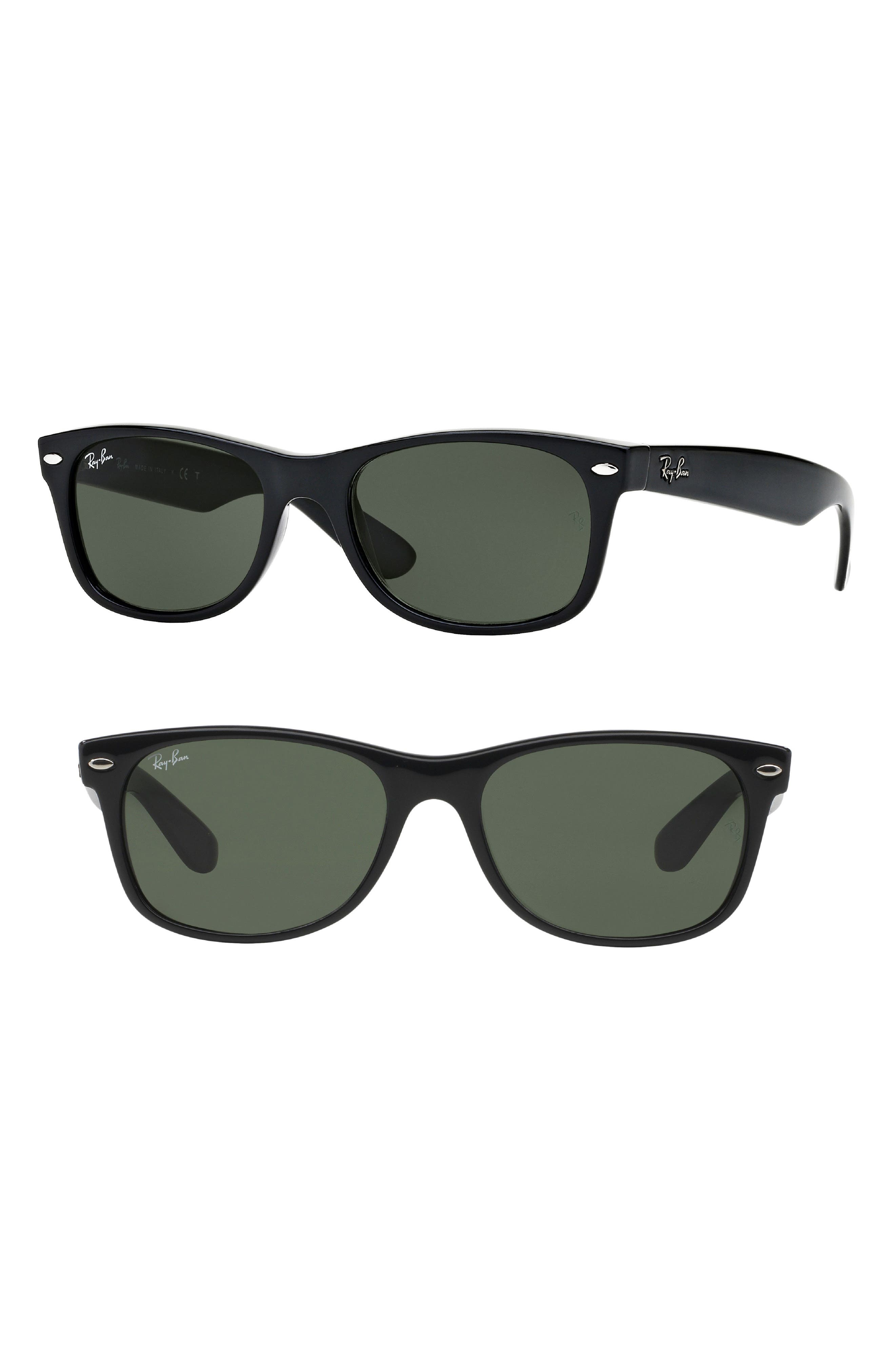 Ray-Ban Standard New Wayfarer 55Mm Sunglasses -