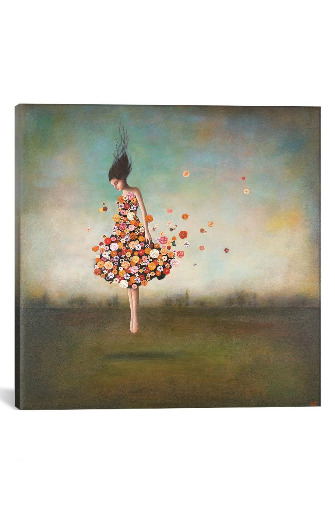 ICANVAS 'Boundlessness' Giclée Print Canvas Art, Main, color, 300