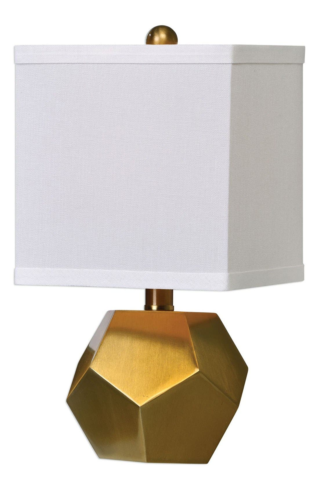 UTTERMOST 'Geo Cube' Lamps, Main, color, 710