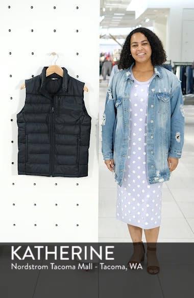 'Aconcagua' Goose Down Vest, sales video thumbnail