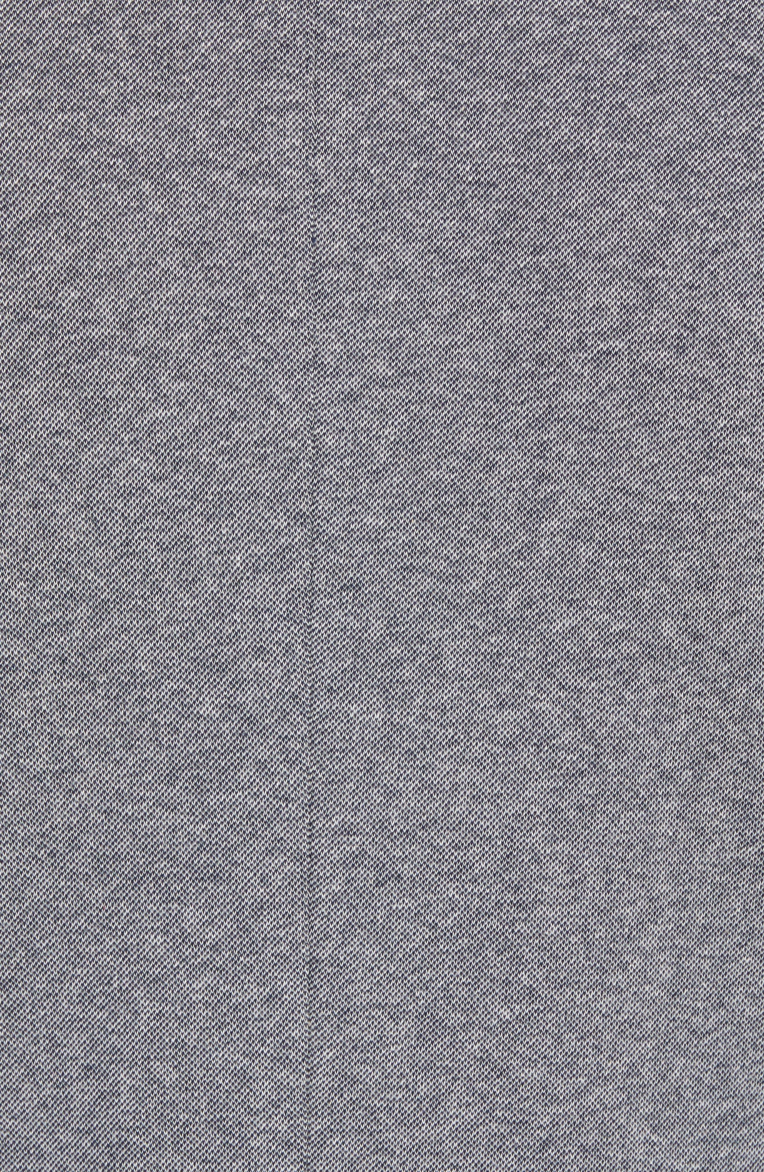 BONOBOS, Jetsetter Slim Fit Knit Cotton Sport Coat, Alternate thumbnail 7, color, LIGHT GREY