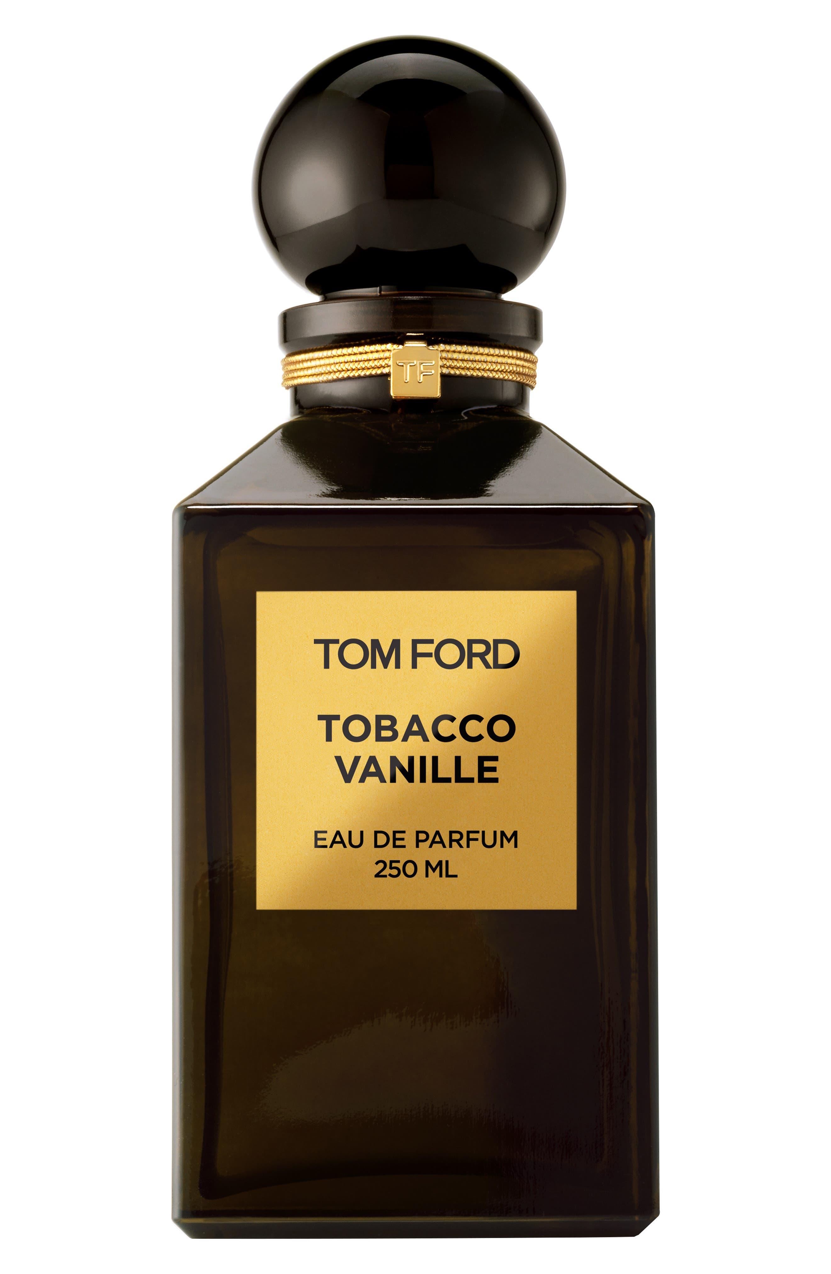 TOM FORD, Private Blend Tobacco Vanille Eau de Parfum Decanter, Main thumbnail 1, color, NO COLOR