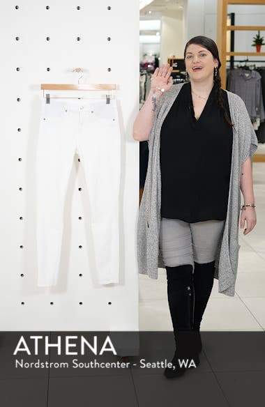 The Ankle Skinny Maternity Jeans, sales video thumbnail