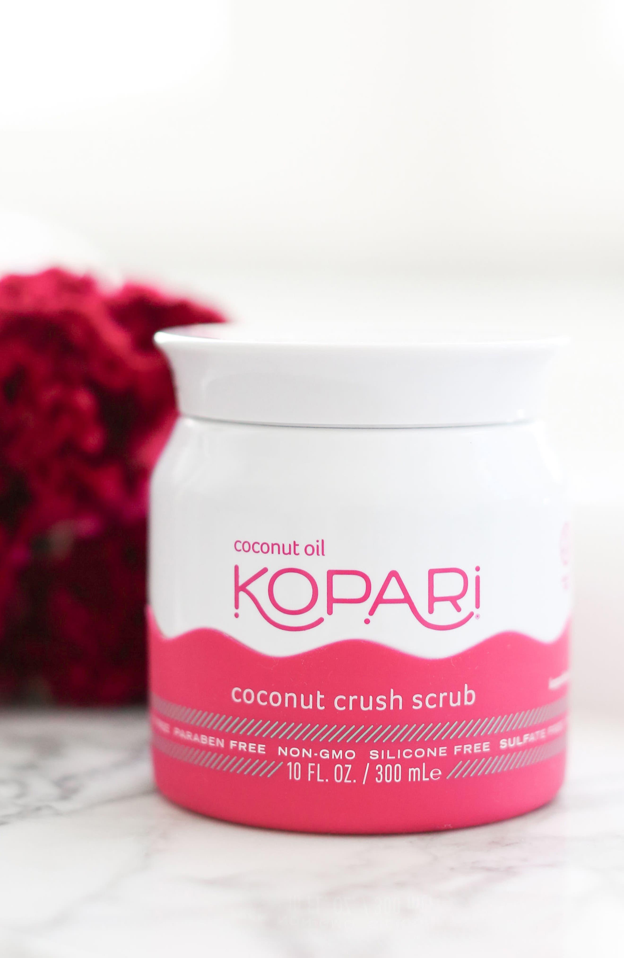KOPARI, Coconut Crush Scrub, Alternate thumbnail 4, color, NO COLOR