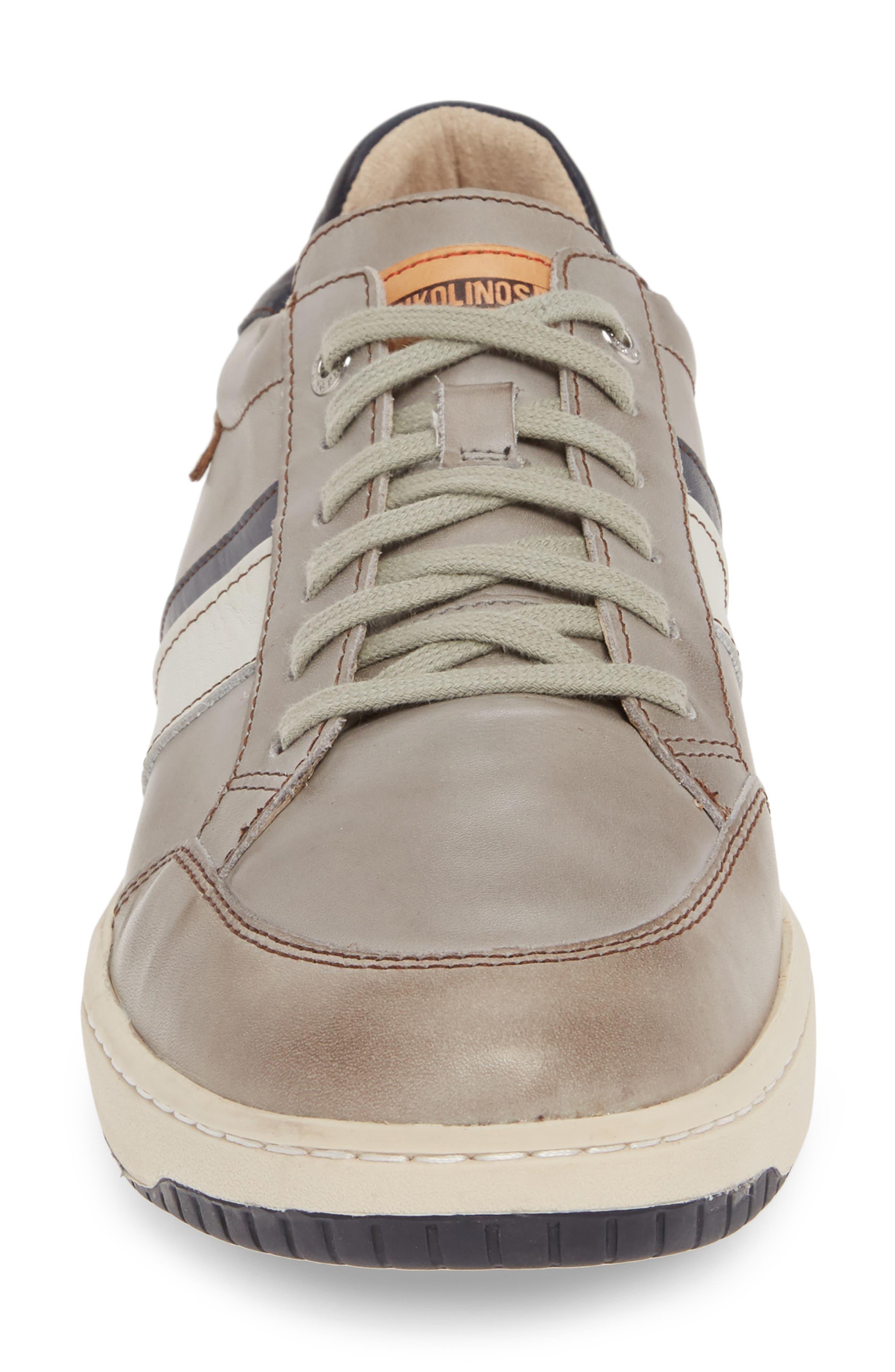 PIKOLINOS, Corinto Sneaker, Alternate thumbnail 3, color, SLATE