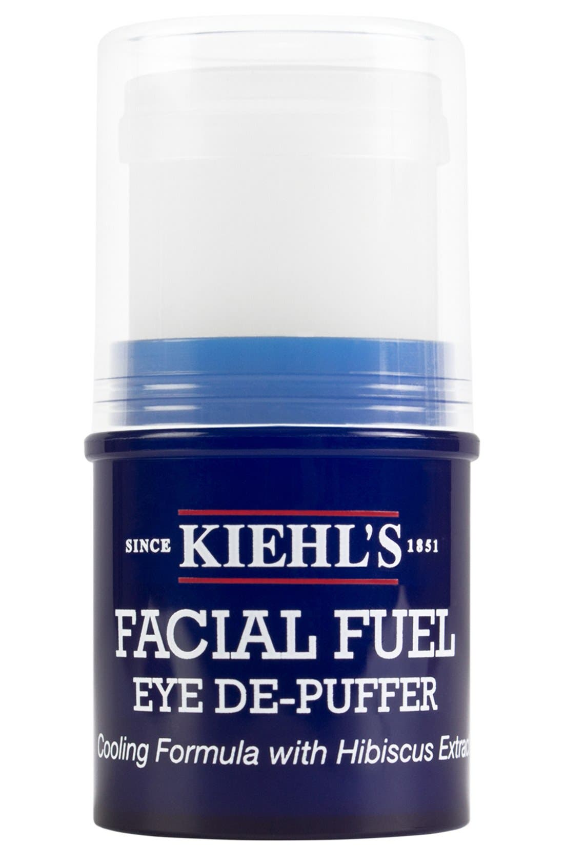 KIEHL'S SINCE 1851, 'Facial Fuel' Eye De-Puffer, Main thumbnail 1, color, 000