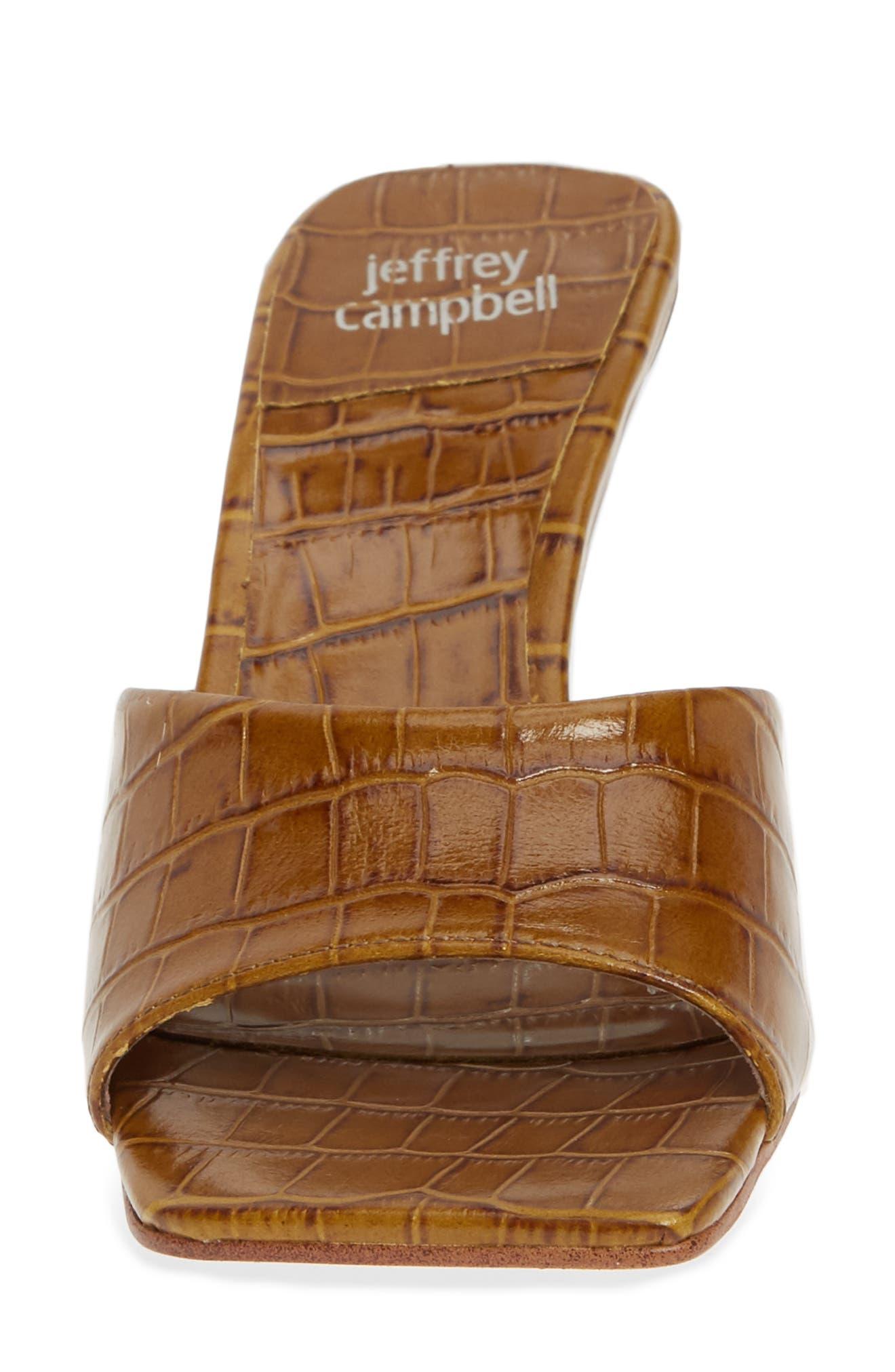 JEFFREY CAMPBELL, Mr-Big Slide Sandal, Alternate thumbnail 4, color, 250