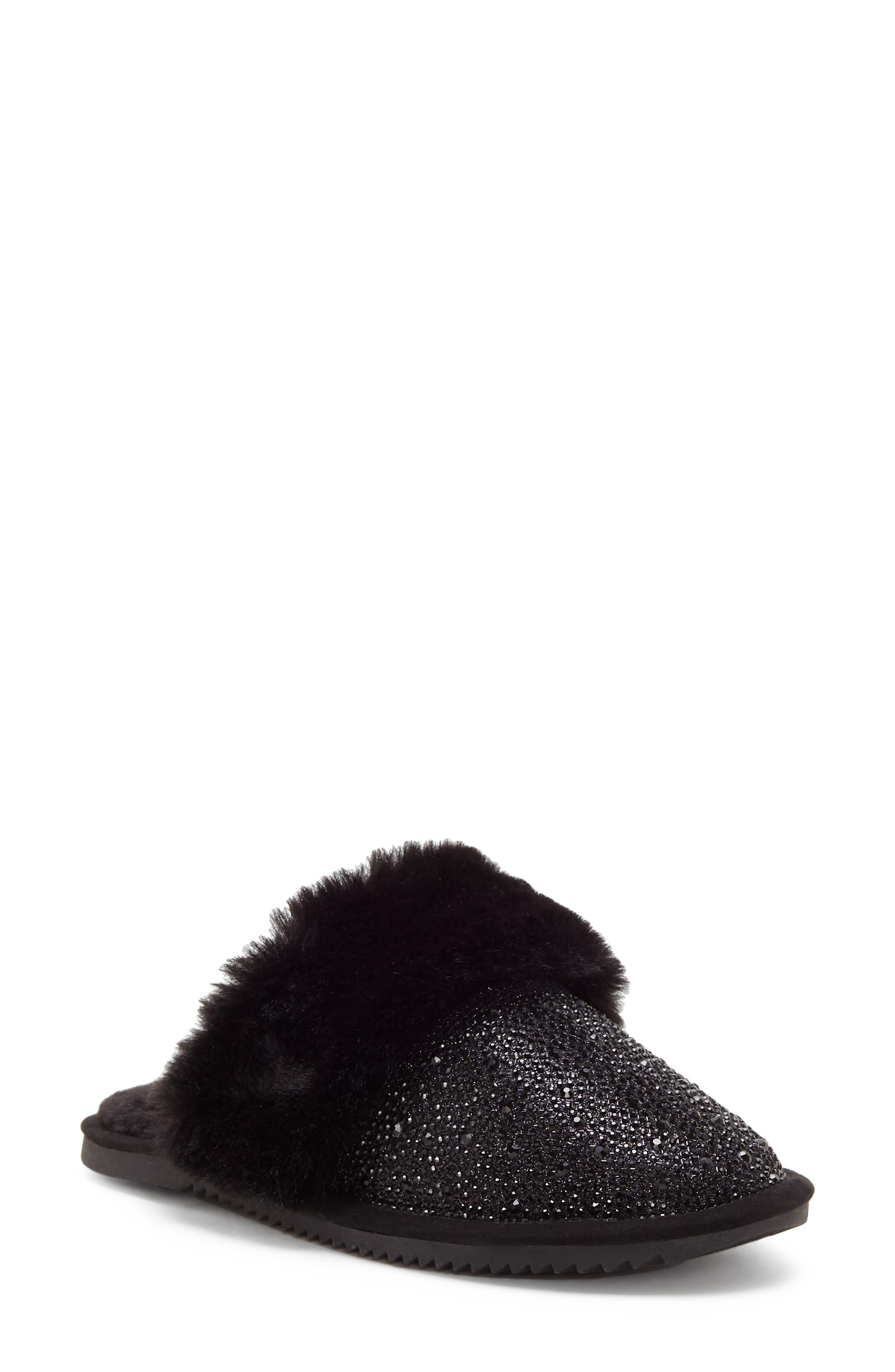 JESSICA SIMPSON, Jessenia Slipper, Main thumbnail 1, color, BLACK