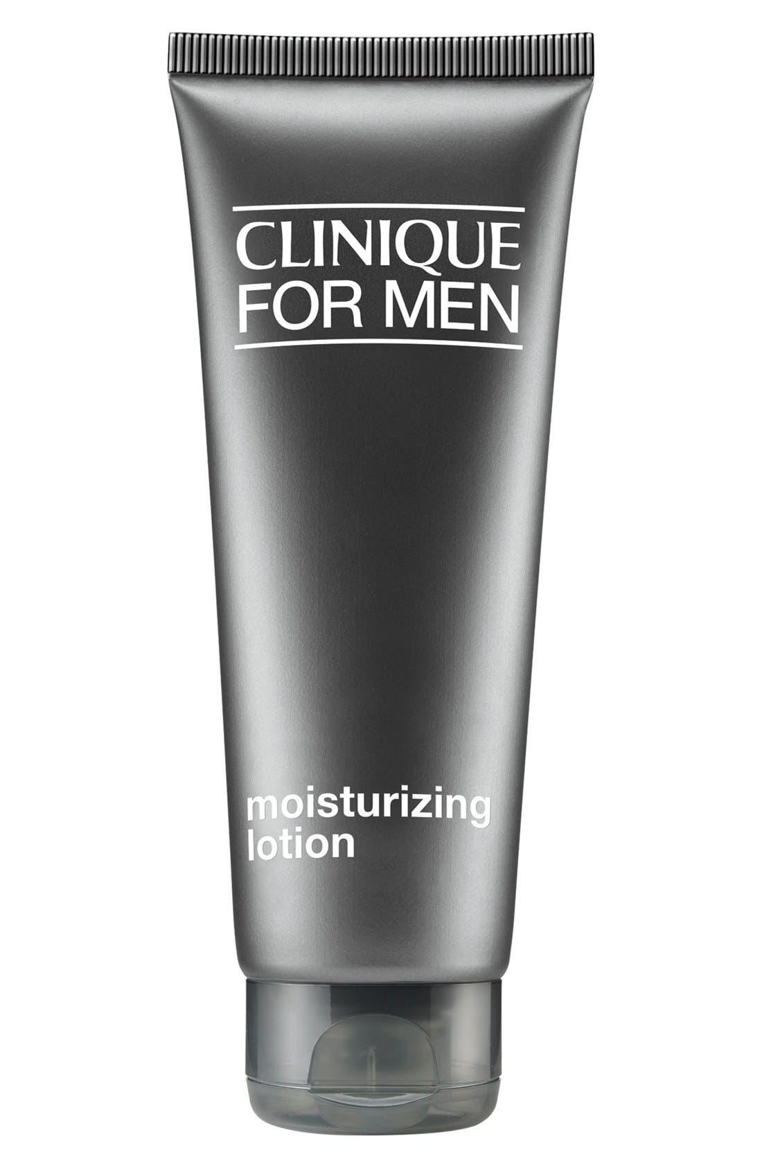 CLINIQUE, for Men Moisturizing Lotion, Main thumbnail 1, color, NO COLOR