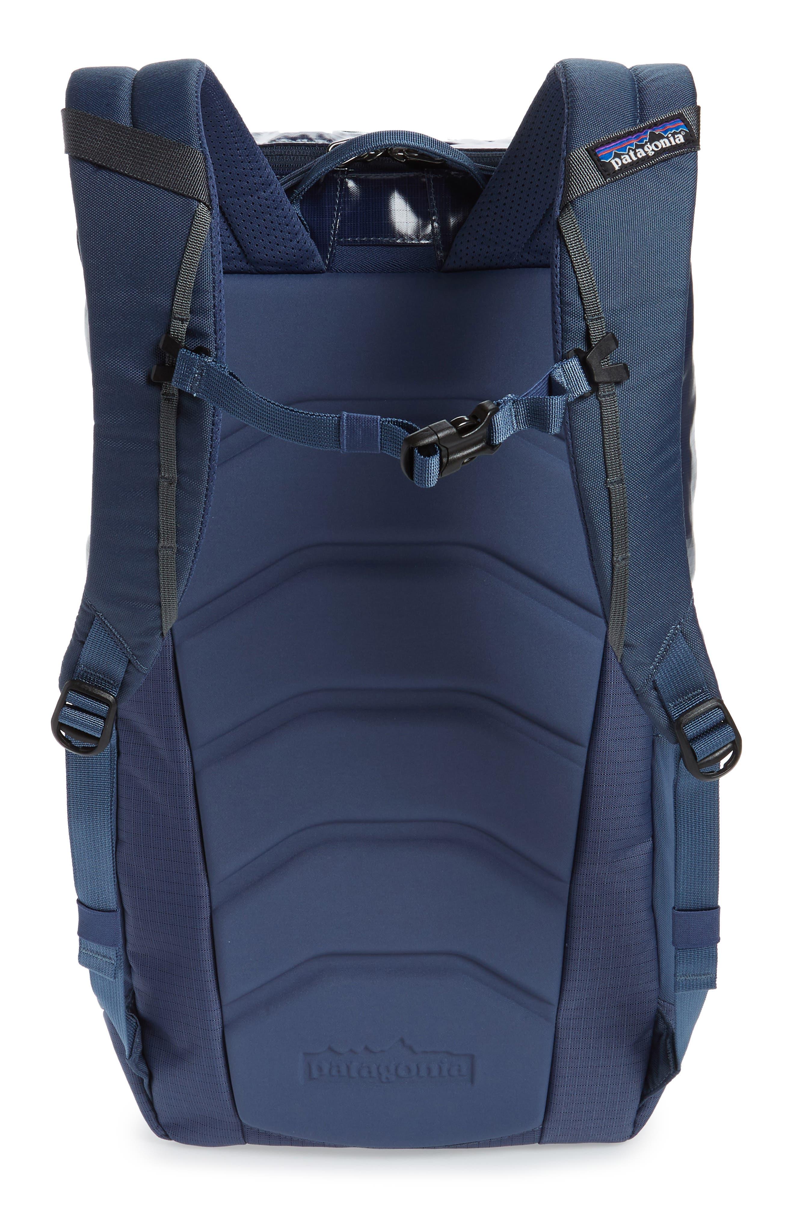 PATAGONIA, Black Hole 25 Liter Backpack, Alternate thumbnail 4, color, 404