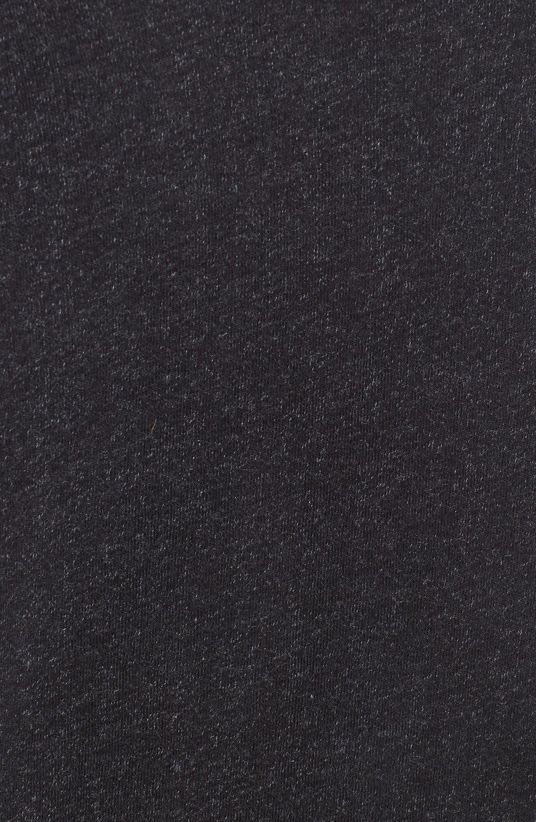 RUBBISH<SUP>®</SUP>, Fleece Sweatshirt, Alternate thumbnail 2, color, 001