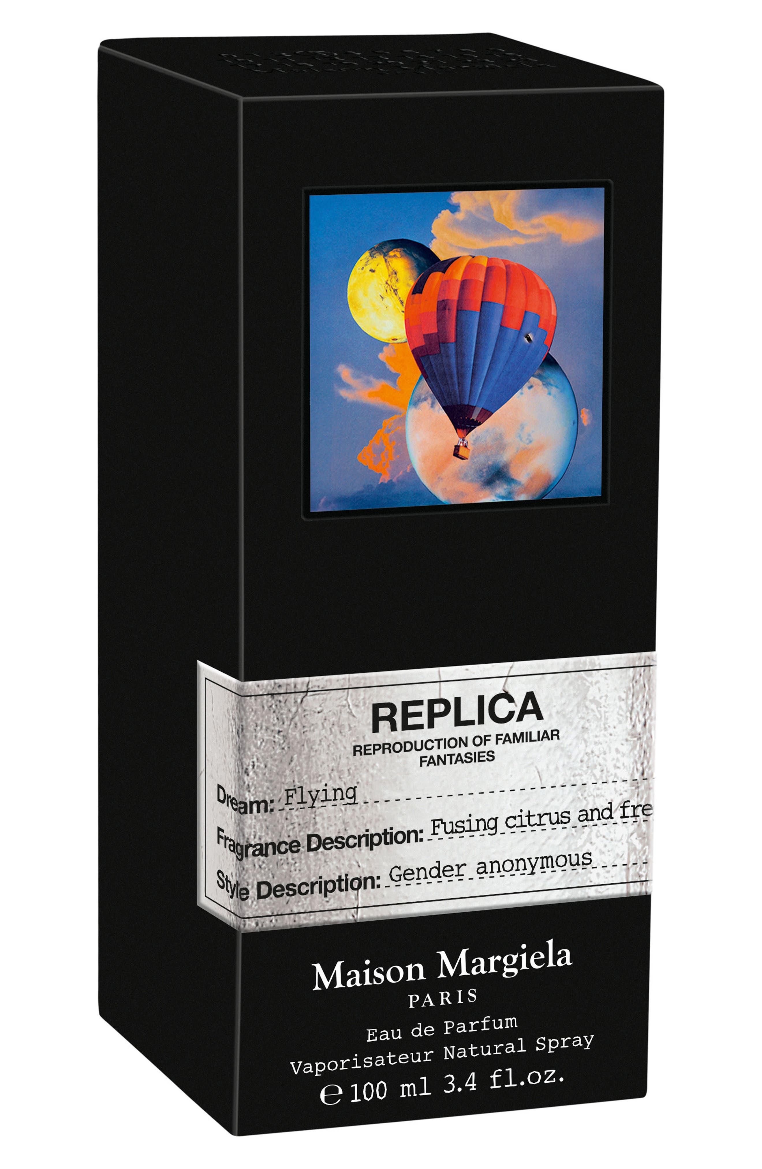 MAISON MARGIELA, Replica Flying Eau de Parfum, Alternate thumbnail 2, color, NO COLOR