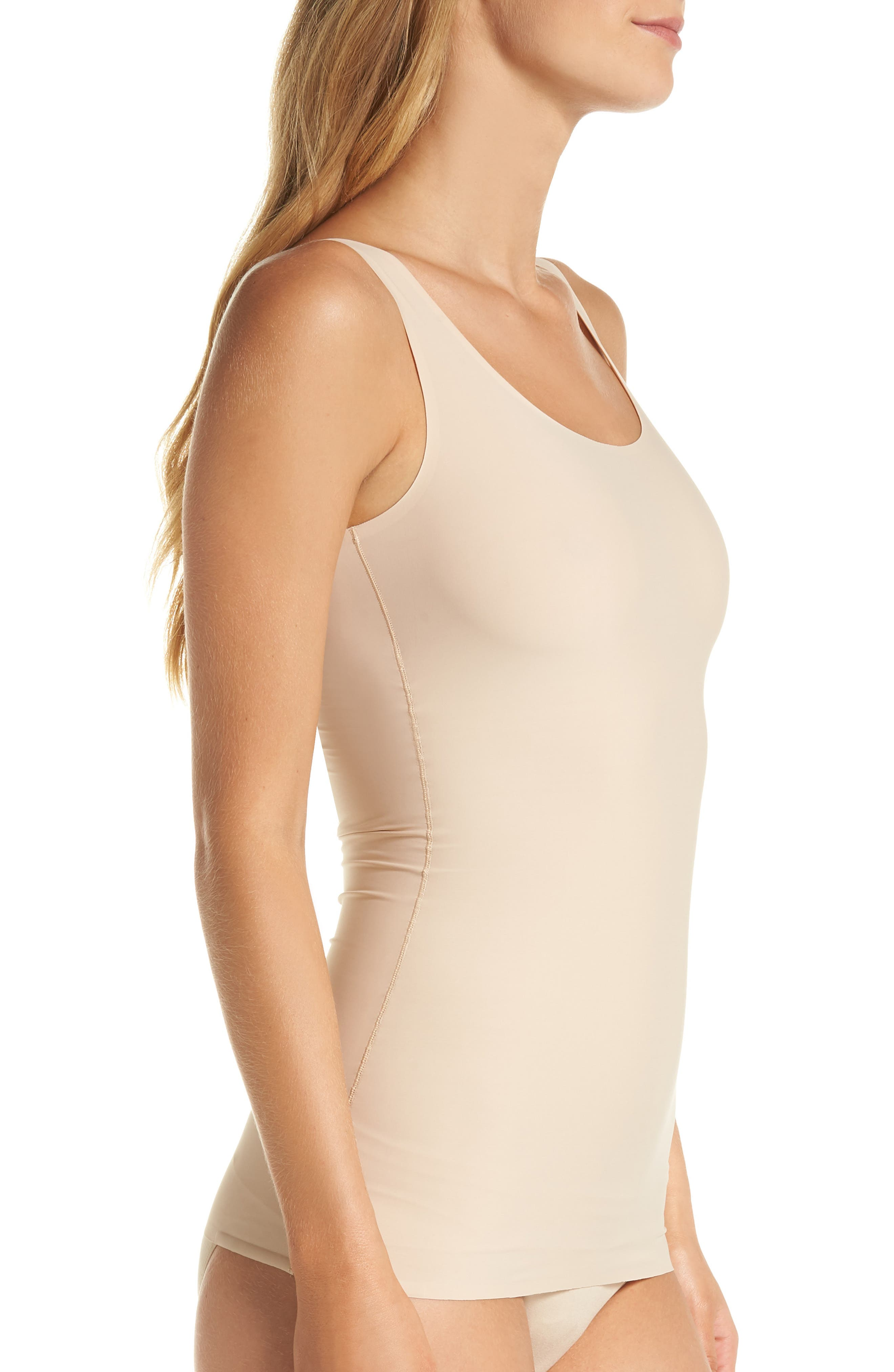 YUMMIE, 6-in-1 Shaping Tank, Alternate thumbnail 4, color, FRAPPE