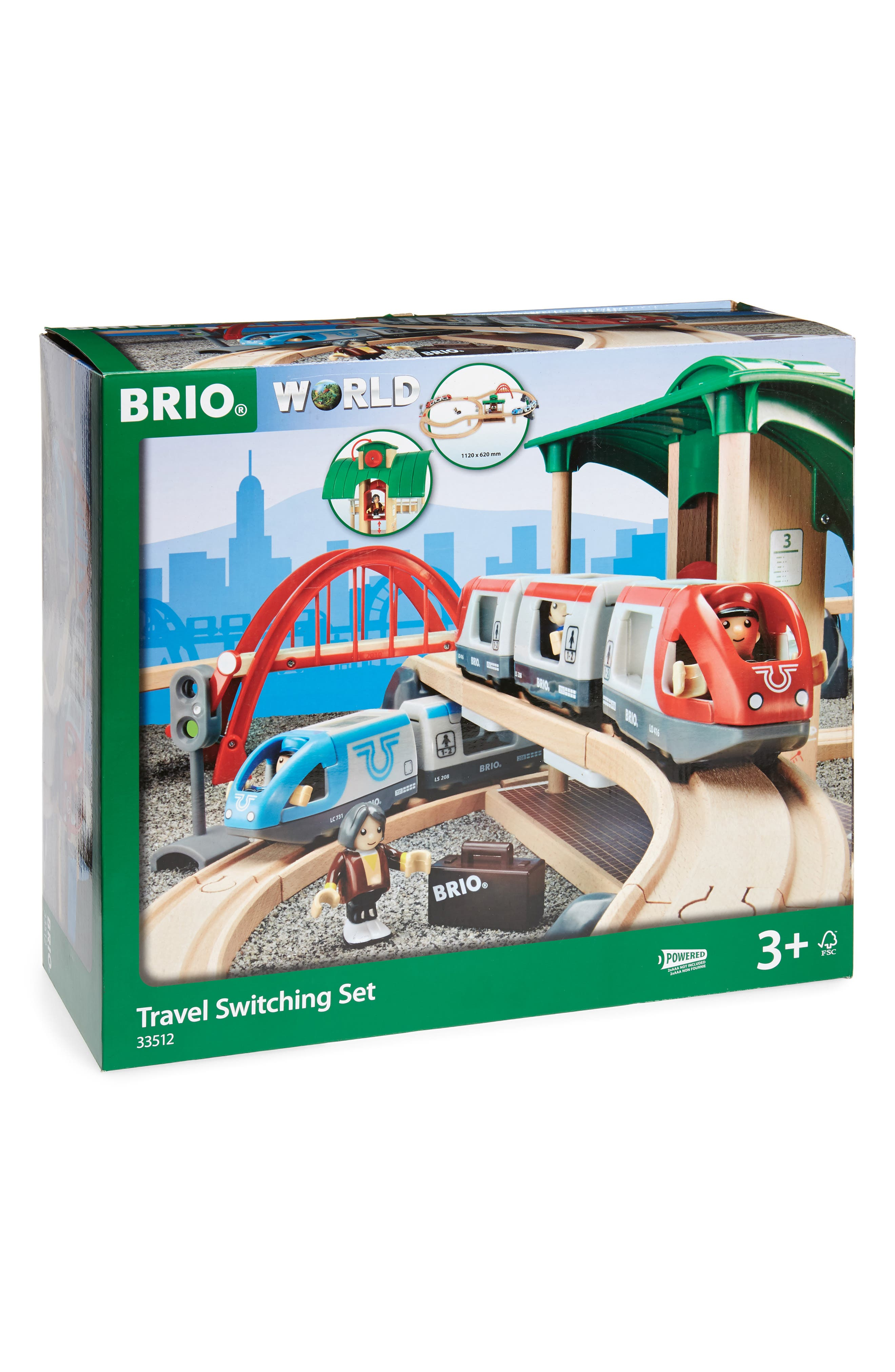 RAVENSBURGER Travel Switching Set, Main, color, N/ A