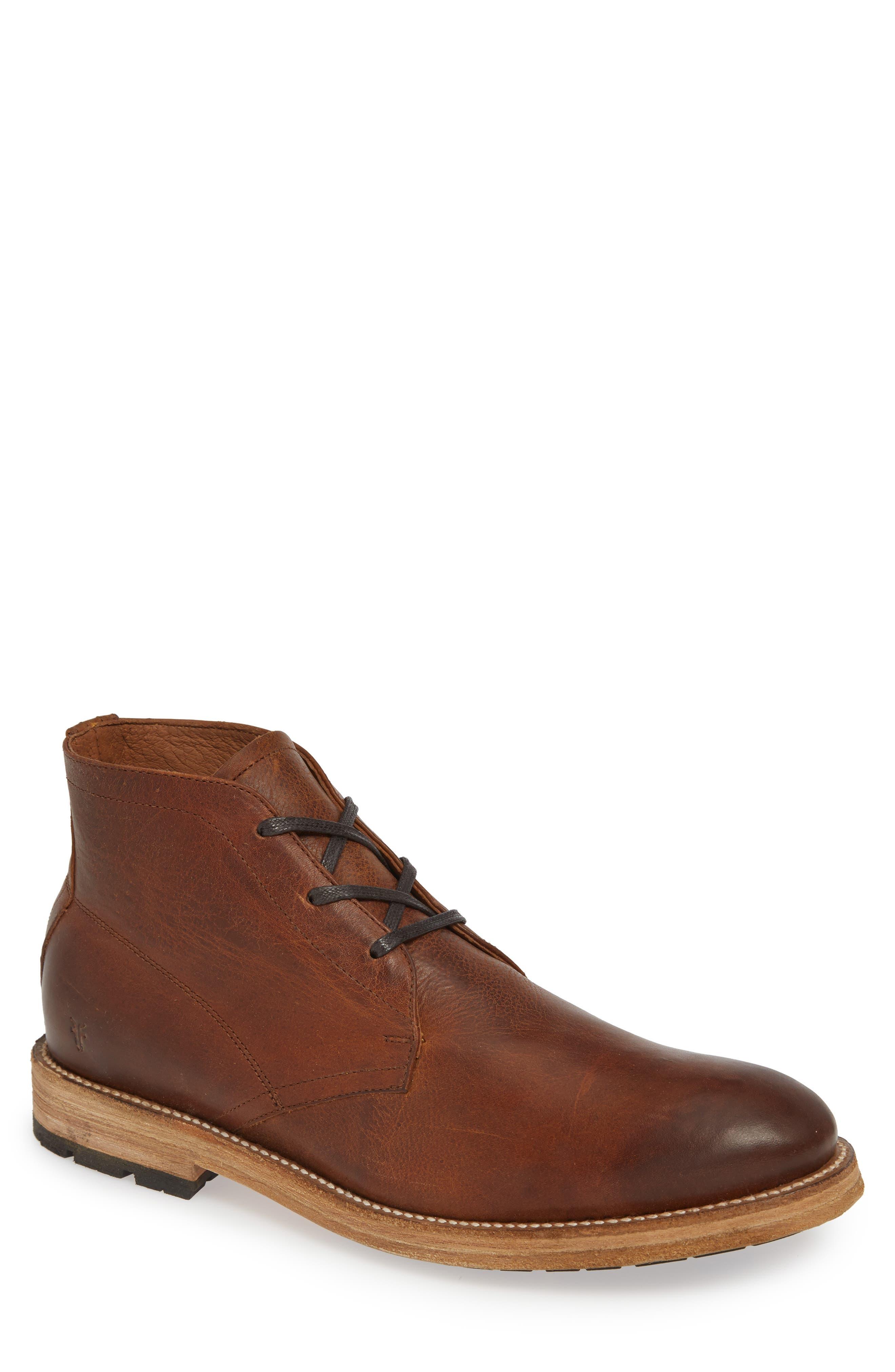 Frye Bowery Chukka Boot