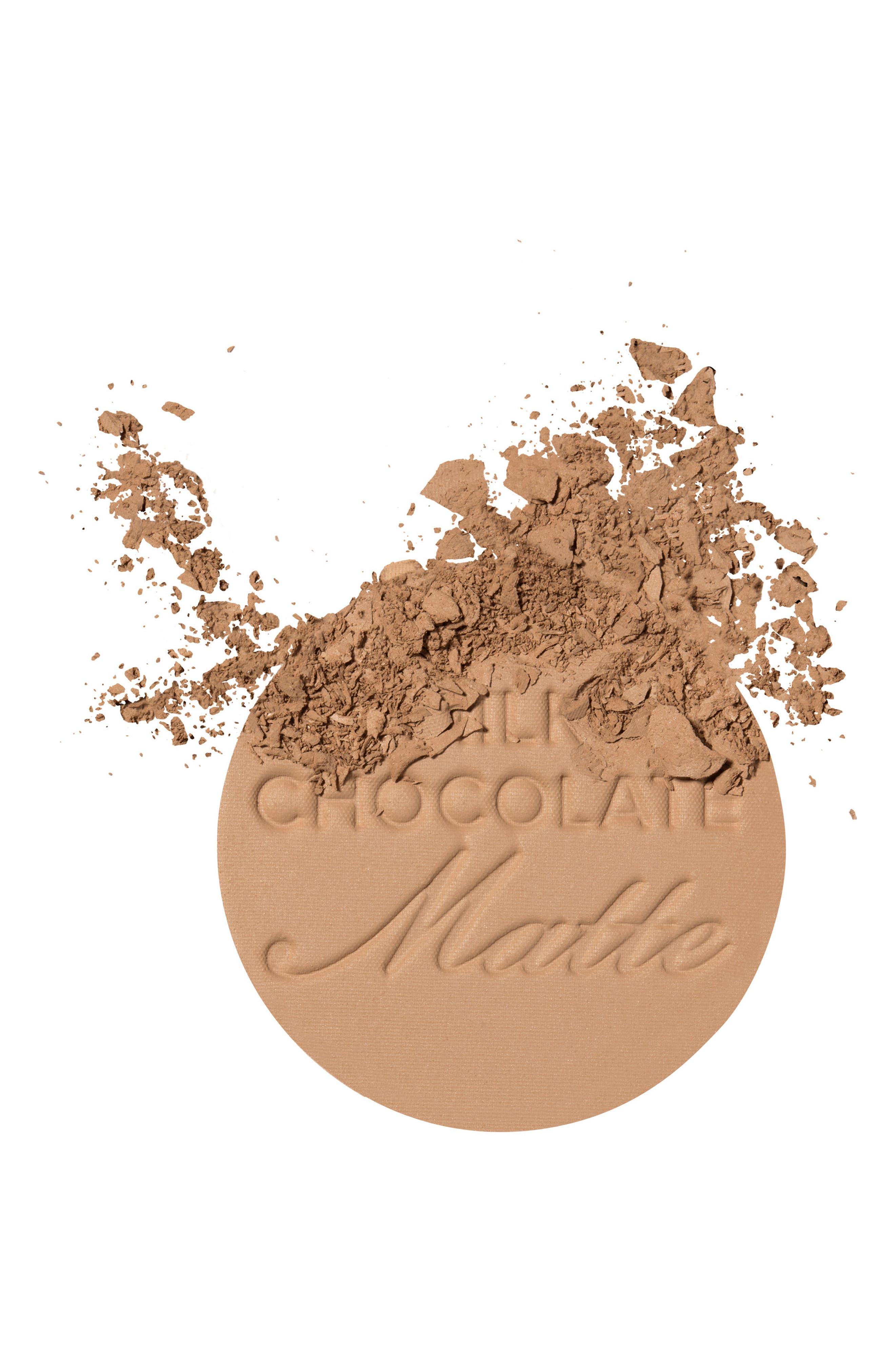 TOO FACED, Chocolate Soleil Bronzer, Alternate thumbnail 3, color, MILK CHOCOLATE SOLEIL