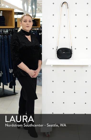Cassidy Vegan Leather Crossbody Camera Bag, sales video thumbnail