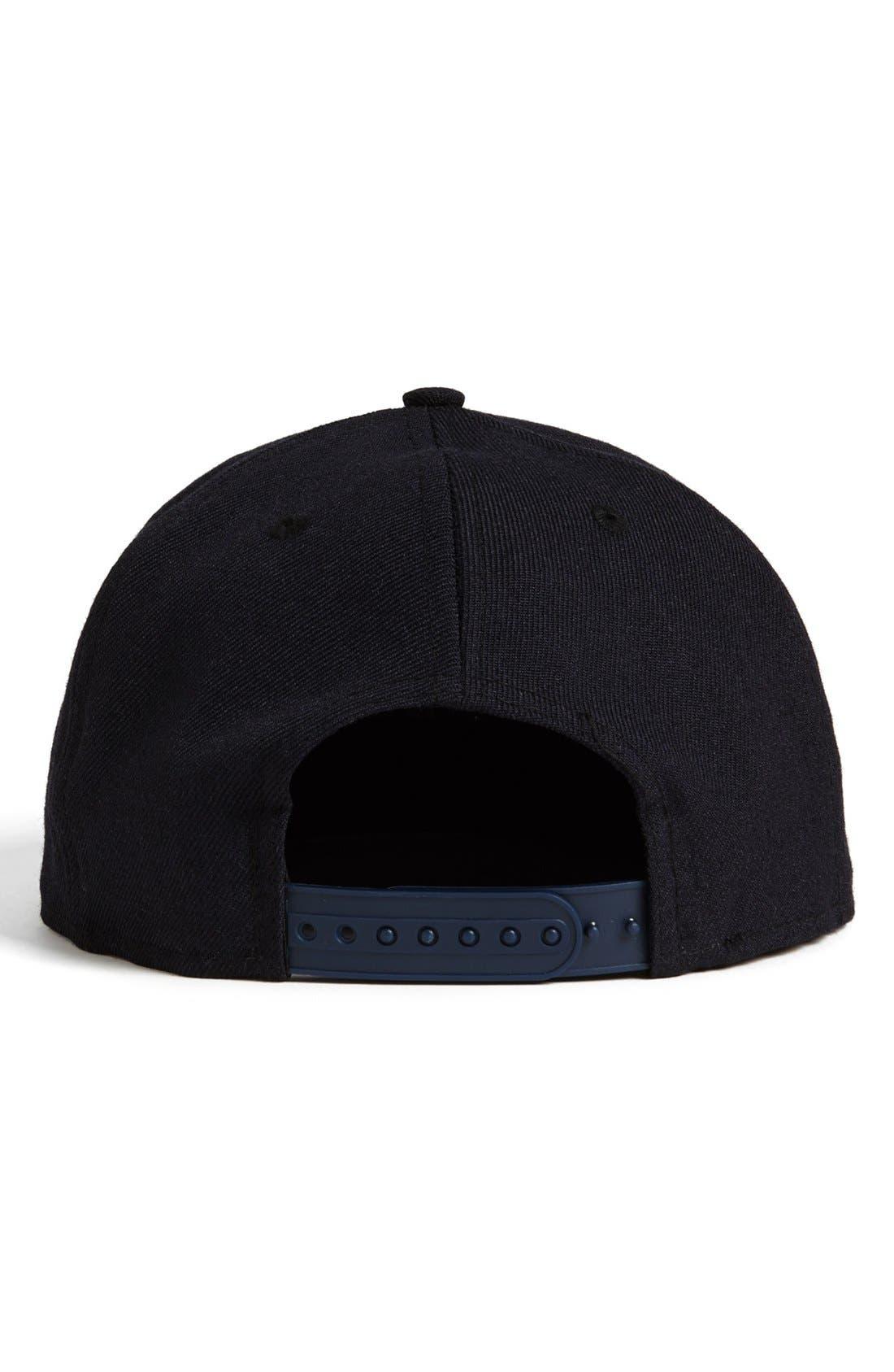 NEW ERA CAP, 'Tout Va Bien' Baseball Cap, Alternate thumbnail 2, color, 410