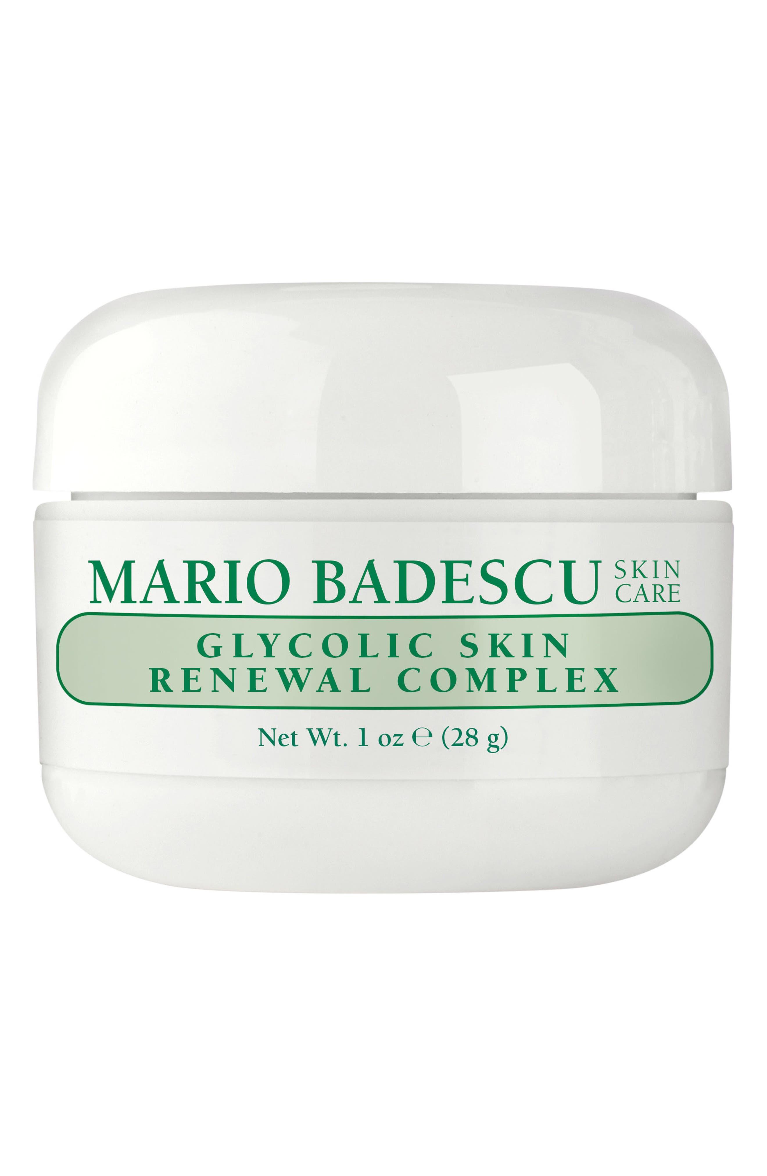 MARIO BADESCU Glycolic Skin Renewal Complex Cream, Main, color, NO COLOR