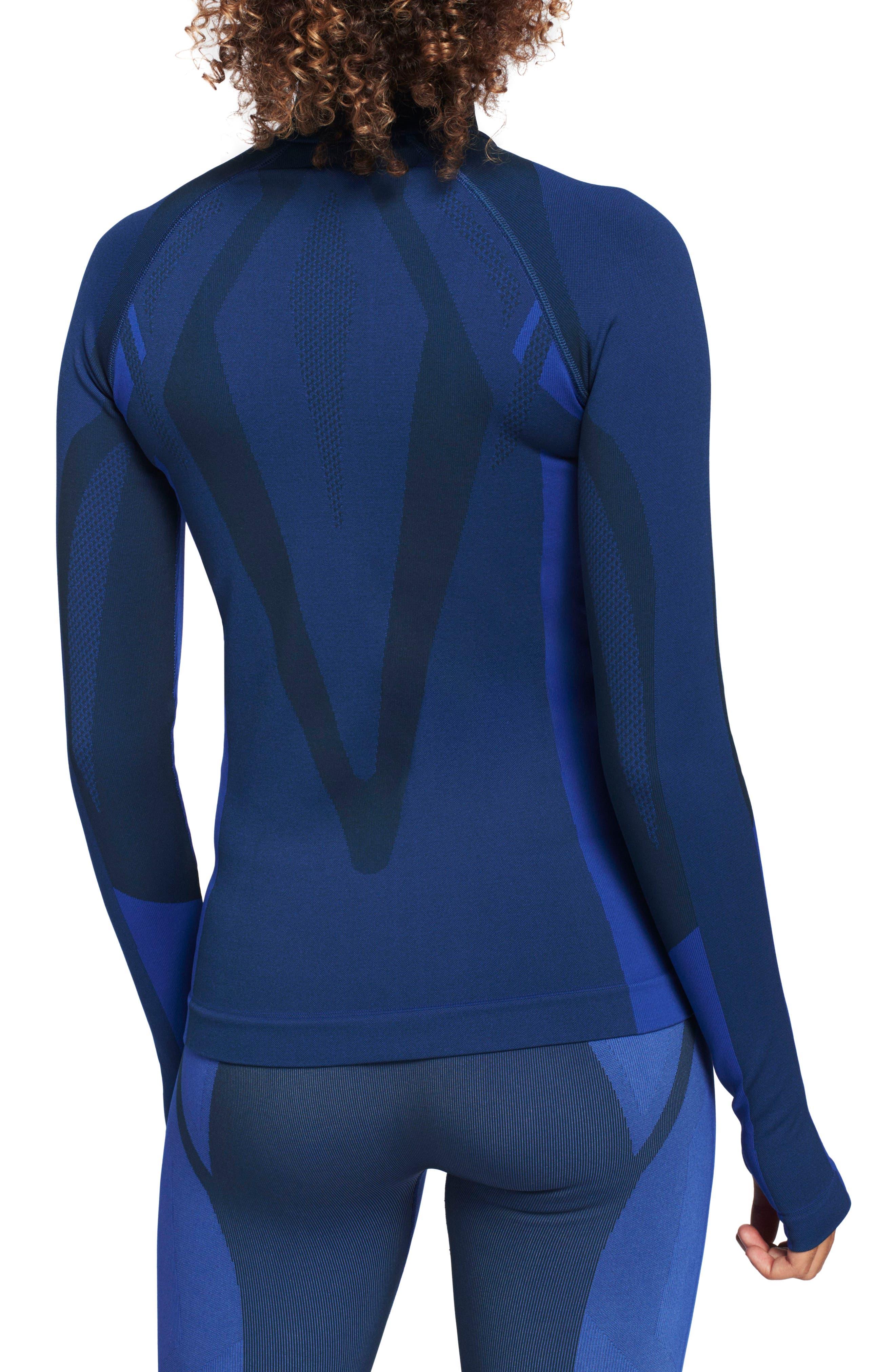 LNDR, All Seasons Jacket, Alternate thumbnail 2, color, ALL SEASONS JACKET BLUE PETROL