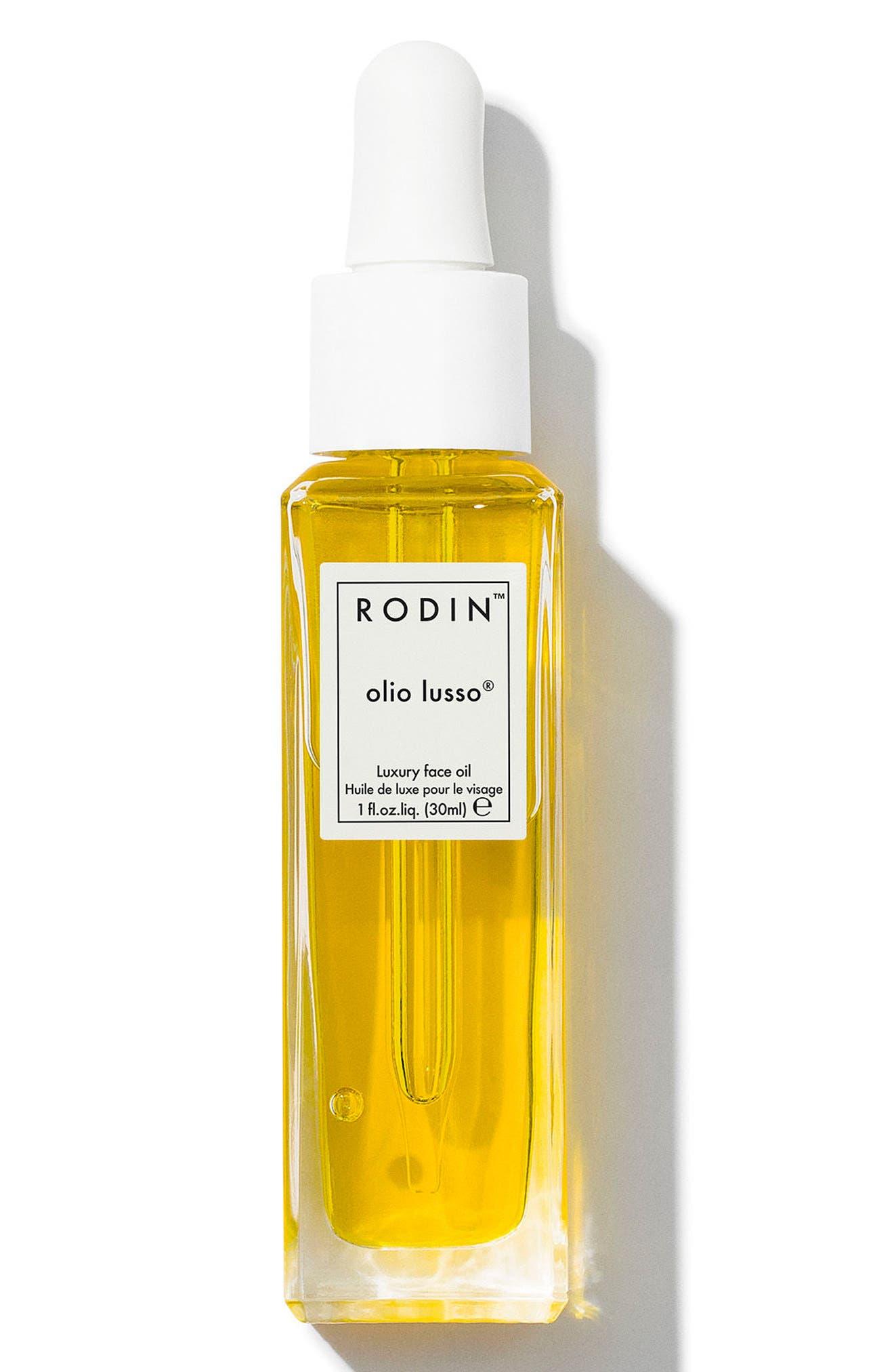 RODIN OLIO LUSSO, Jasmine/Neroli Luxury Face Oil, Main thumbnail 1, color, NO COLOR