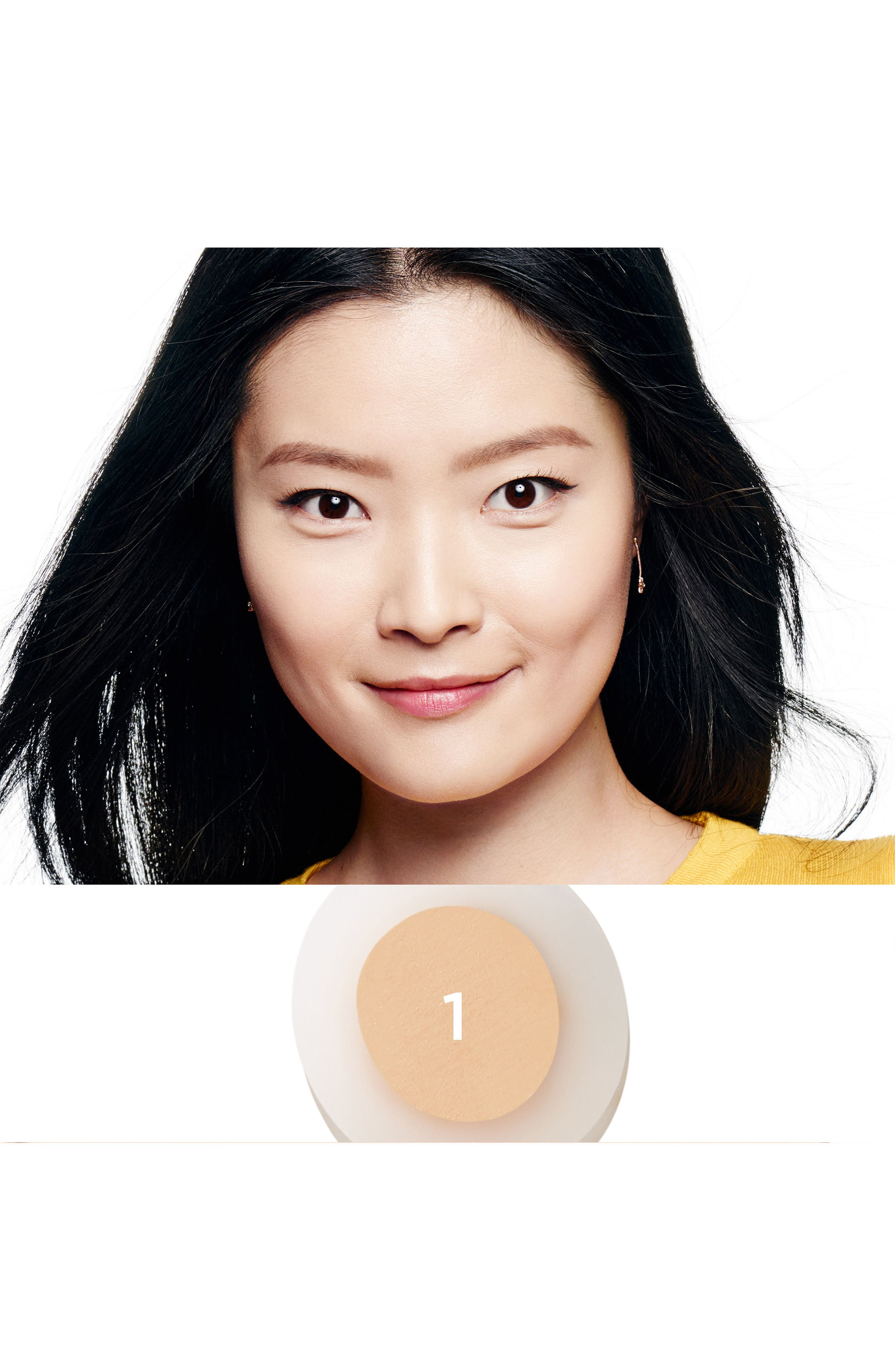 BENEFIT COSMETICS, Benefit Boi-ing Hydrating Concealer, Alternate thumbnail 3, color, 01 - LIGHT