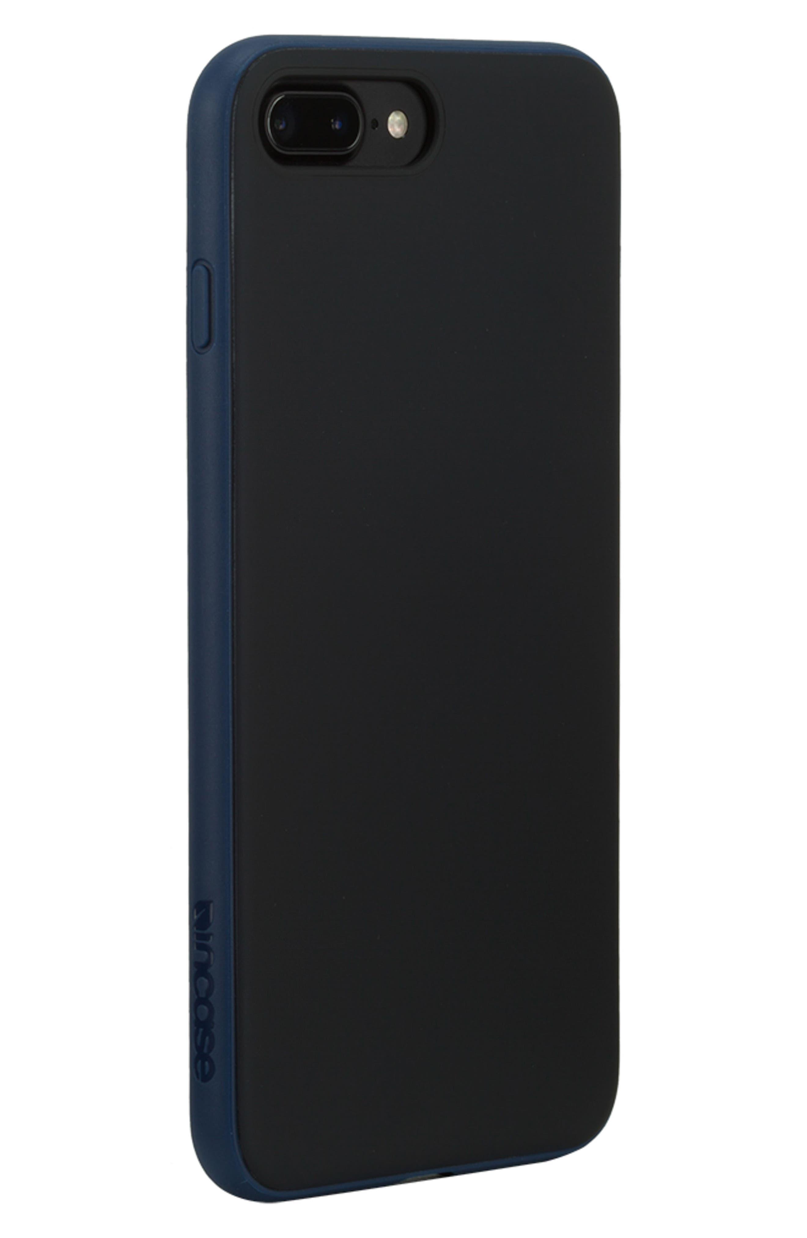 INCASE DESIGNS, Pop Tint iPhone 7/8 Plus Case, Alternate thumbnail 6, color, NAVY